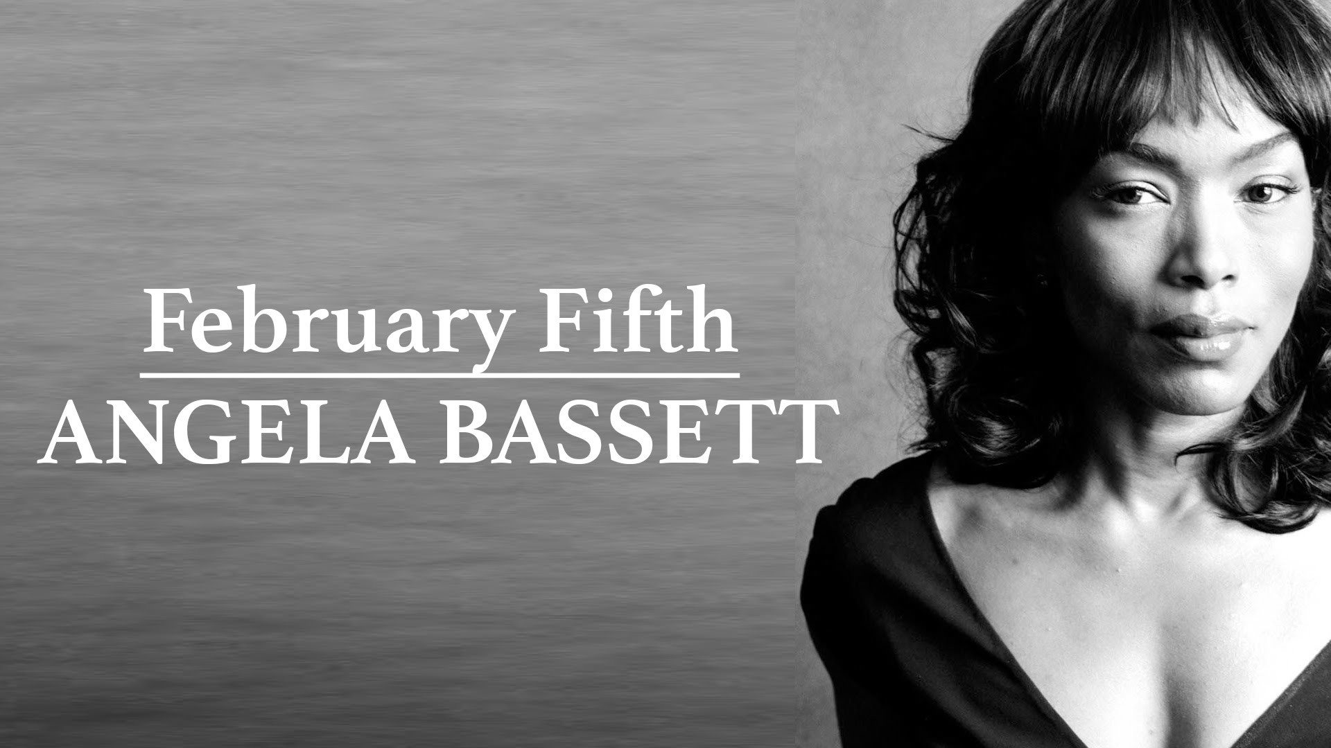 1920x1080 Angela Bassett Tribute | Black History Month Celebration