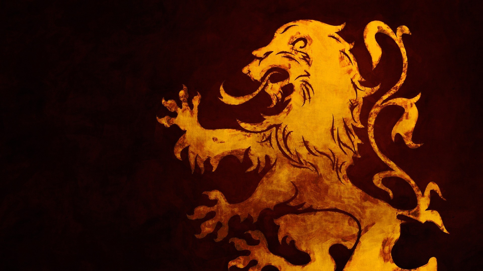 1920x1080 sigils, Game Of Thrones, Lion, House Lannister Wallpapers HD / Desktop and  Mobile Backgrounds