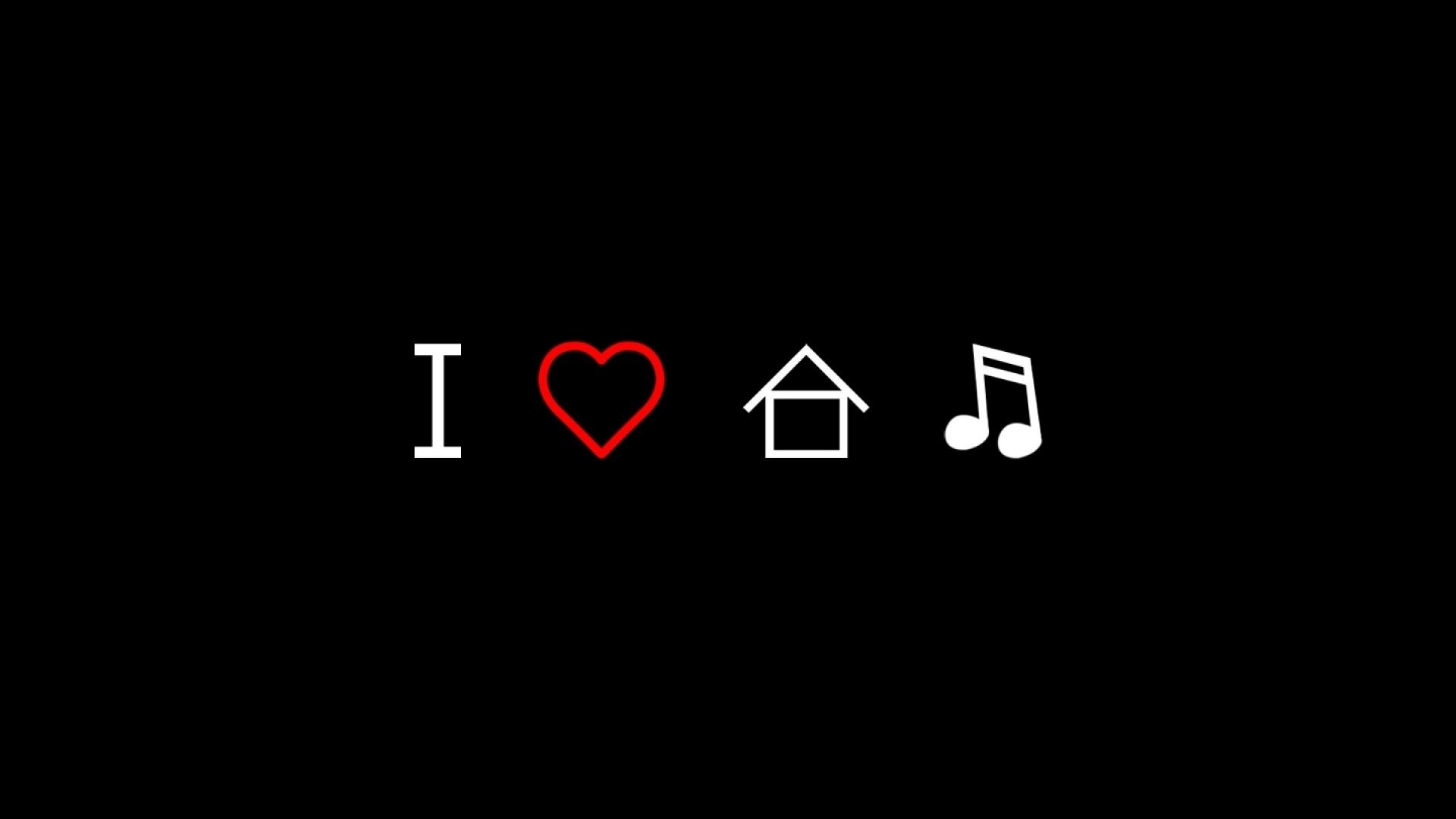 1920x1080 I Heart Music wallpapers (68 Wallpapers)