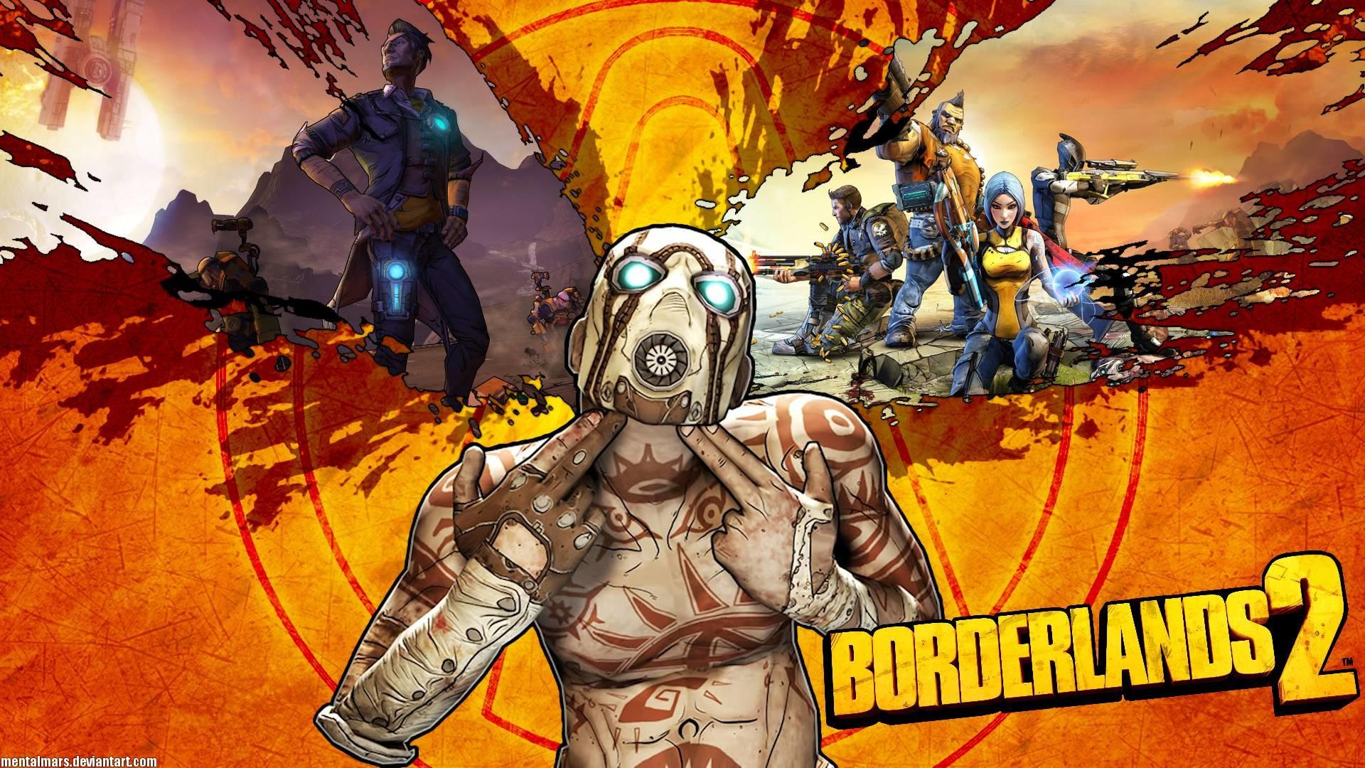 Borderlands 2 Desktop Wallpaper (79+ images)