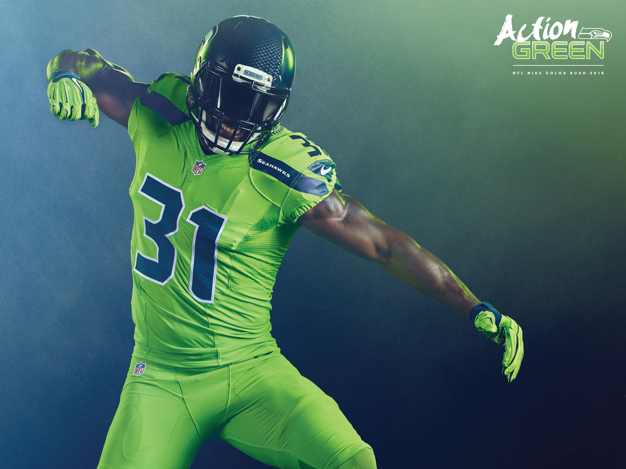 2048x1536 Action Green, Kam Chancellor