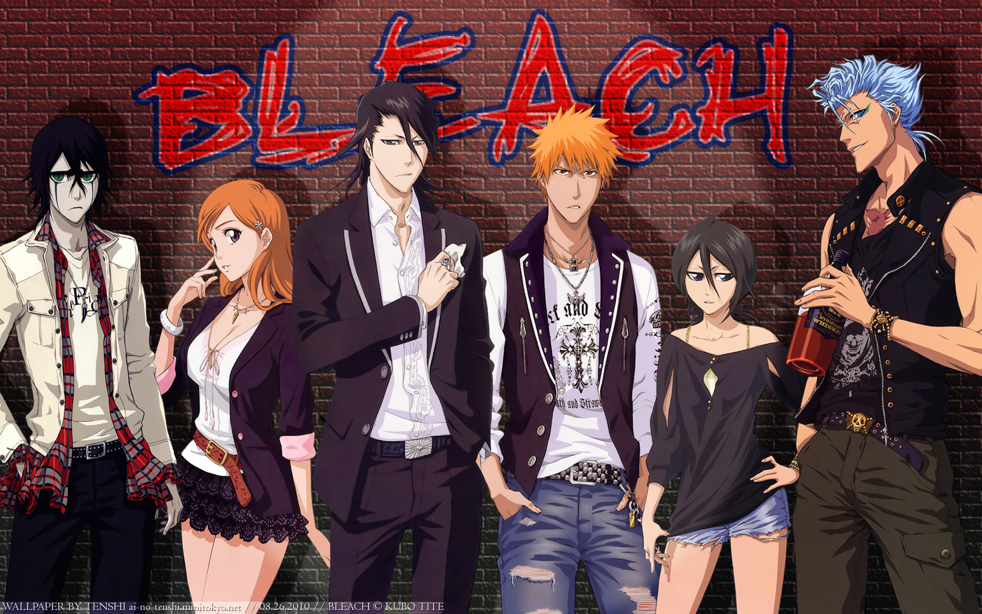 1920x1200 BLEACH · download BLEACH image