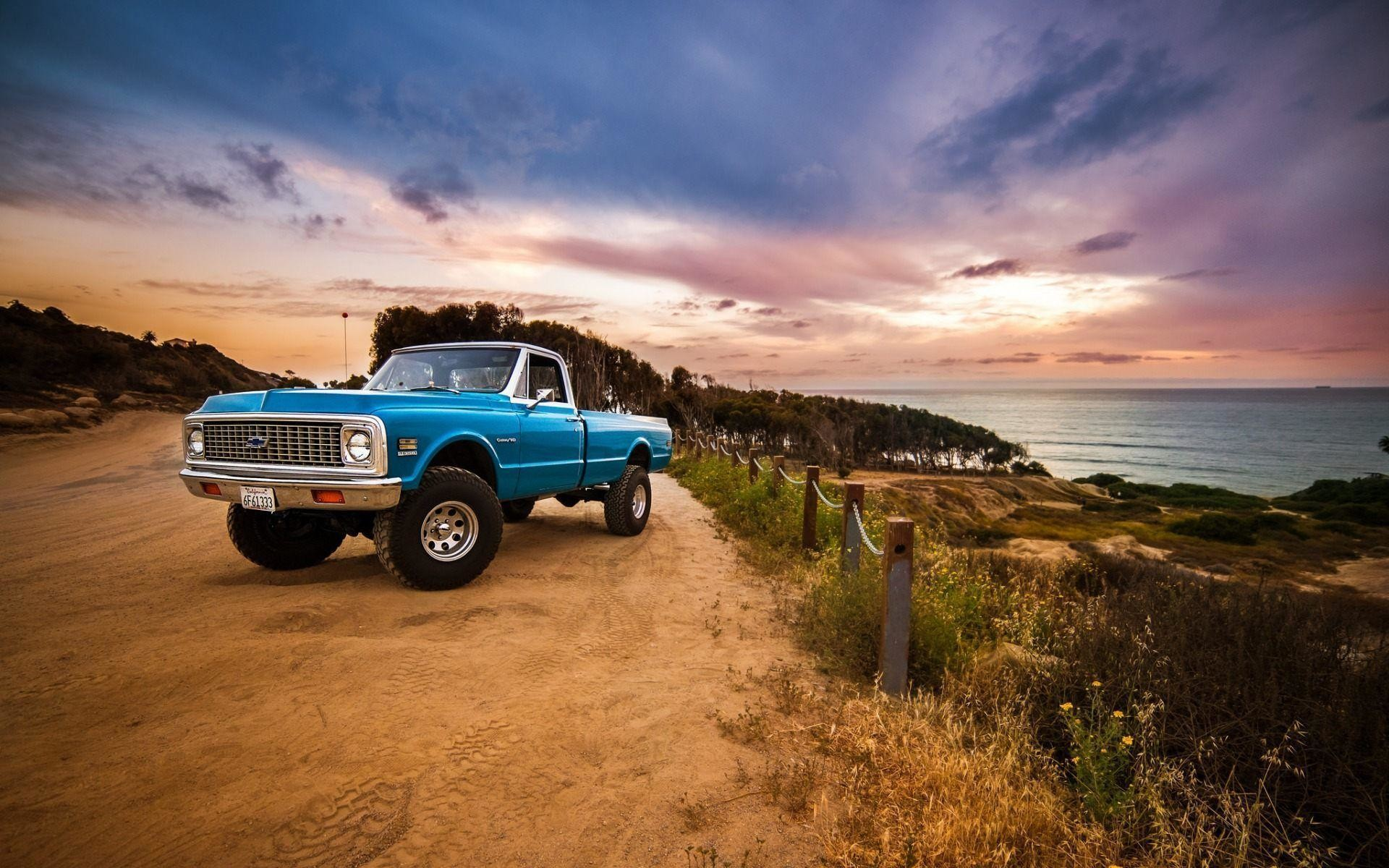 1920x1200 Chevy Truck Wallpapers Wallpaper Cave