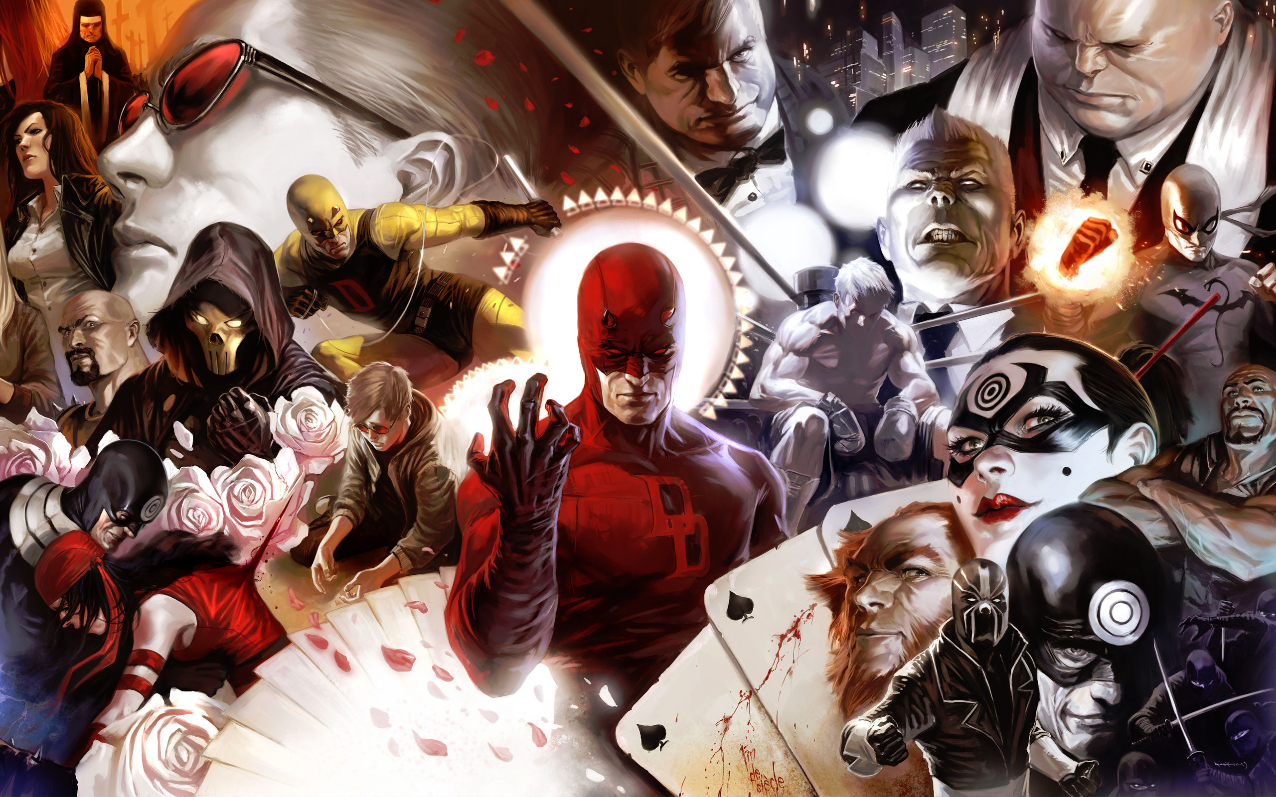 2560x1600 ... 219 Daredevil HD Wallpapers Backgrounds | Wallpaper Abyss