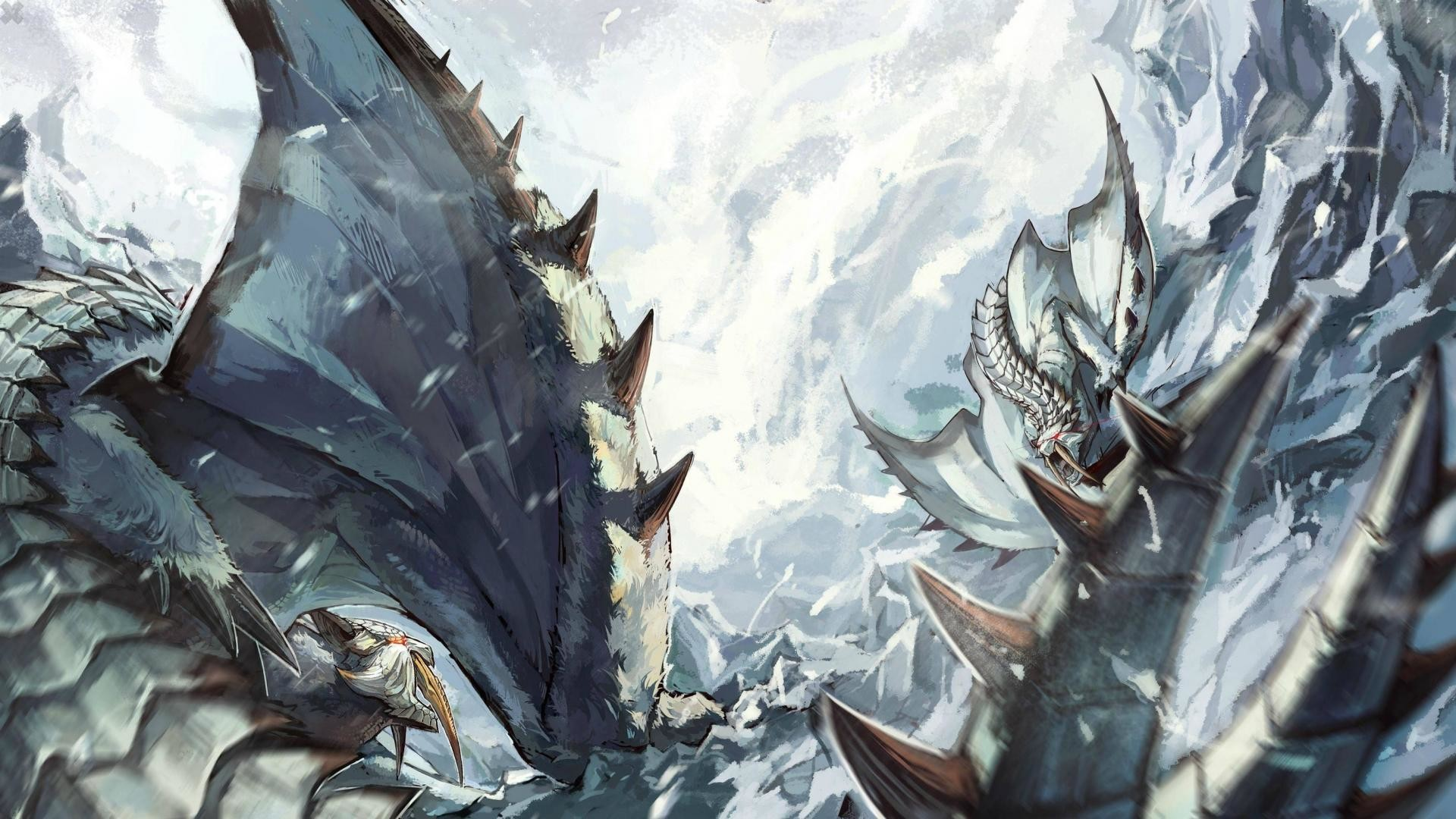 1920x1080 Video games monster hunter wallpaper