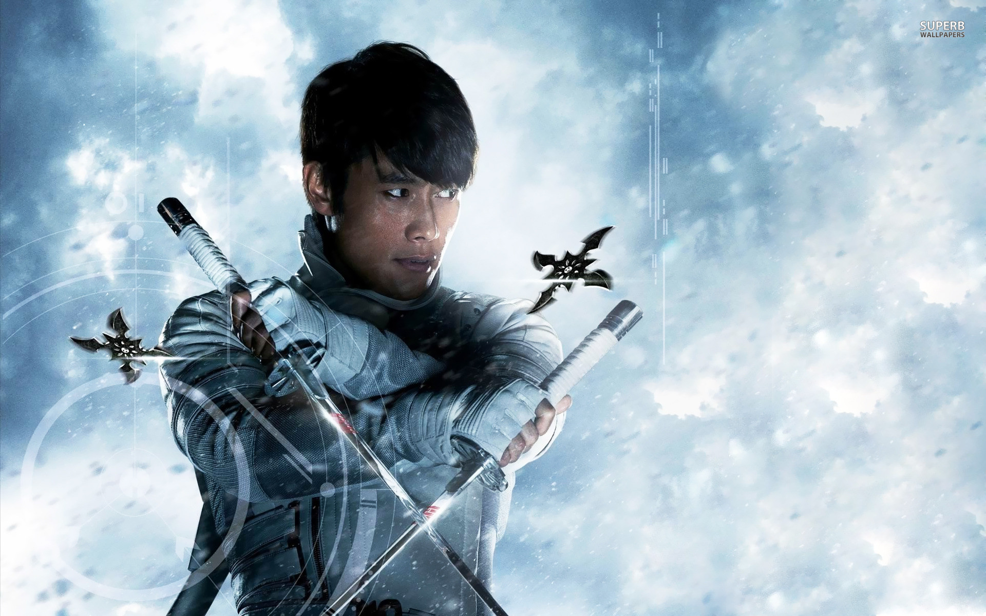1920x1200 Storm Shadow - G.I. Joe: Retaliation wallpaper