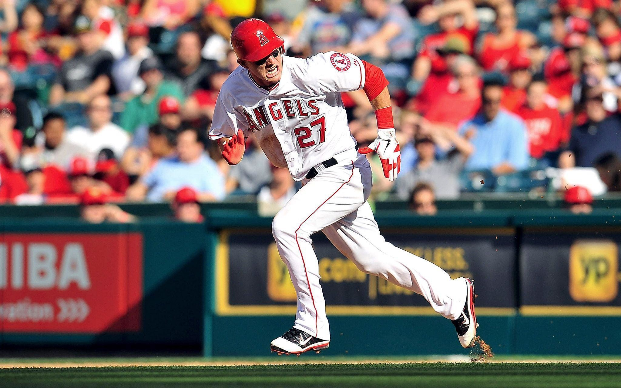 Mike Trout Wallpaper Hd 71 Images