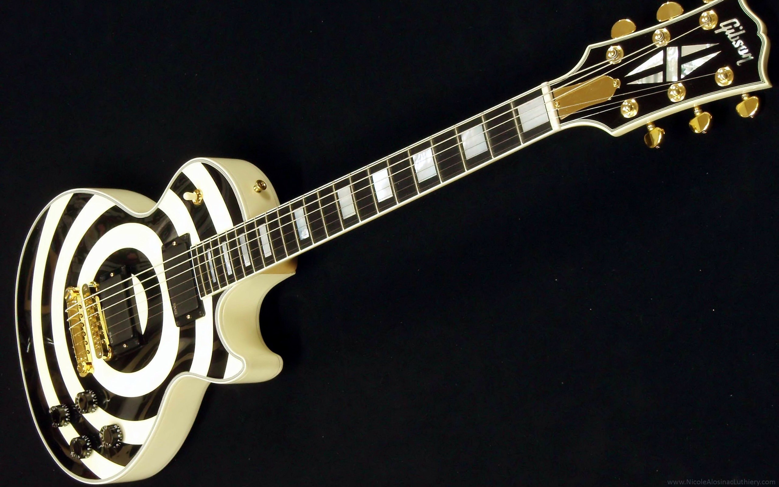gibson les paul wallpaper (63+ images)