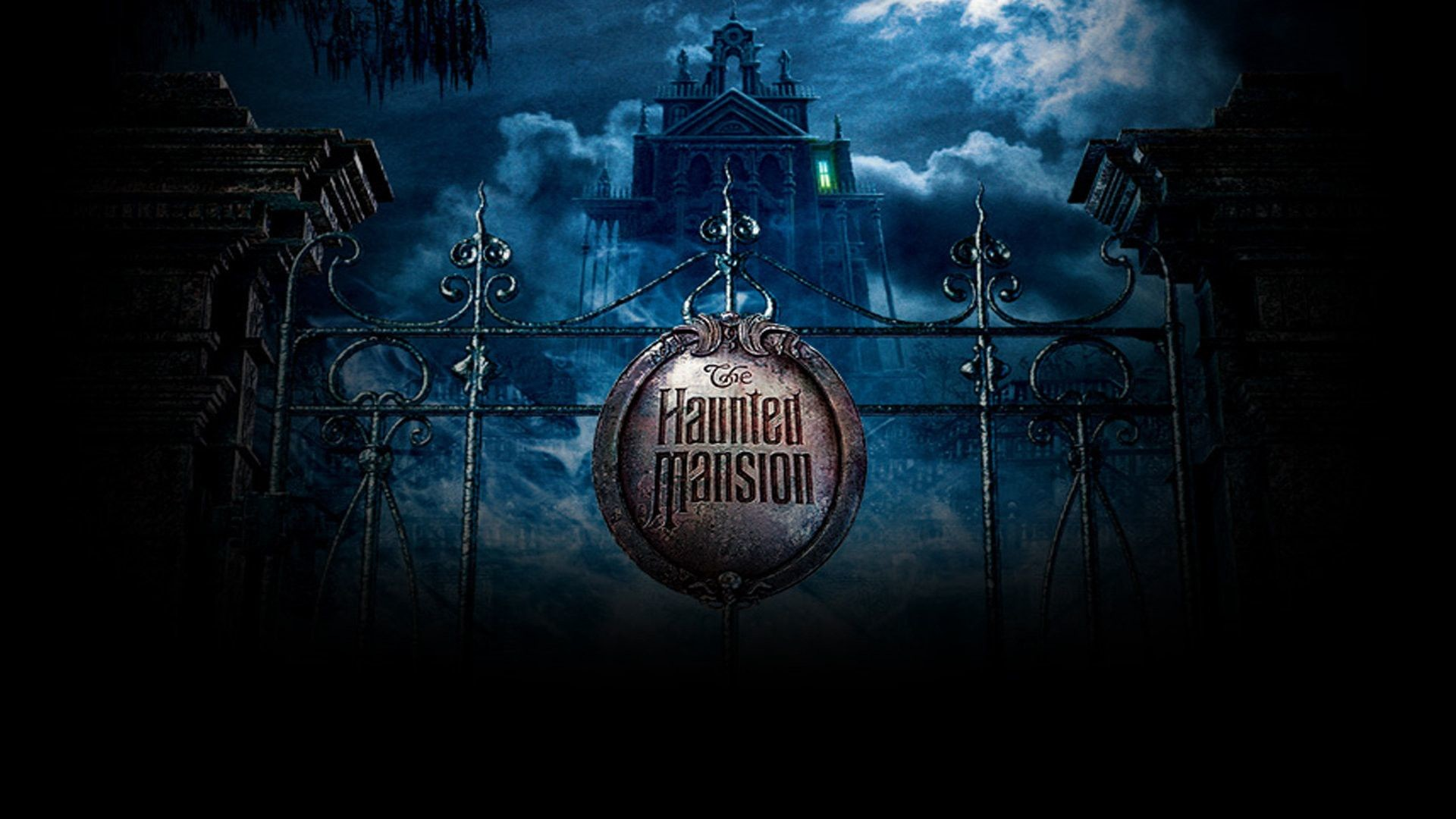 1920x1080 Haunted Mansion wallpaper - 460052