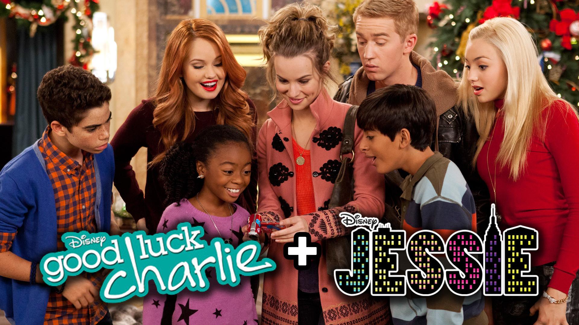 Jessie Wallpaper Disney Channel