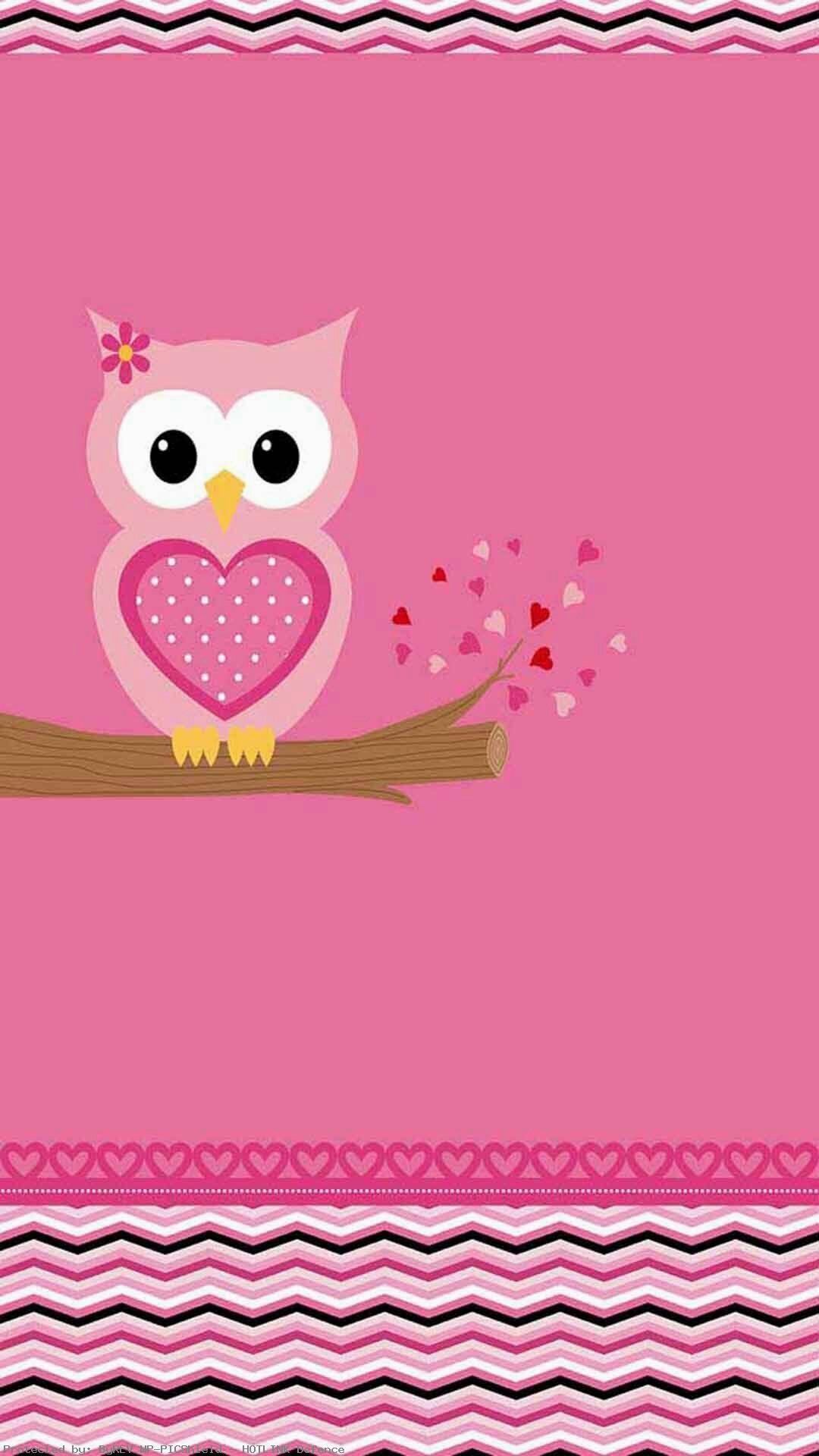 Cute Cartoon Owl Wallpaper 54 Images