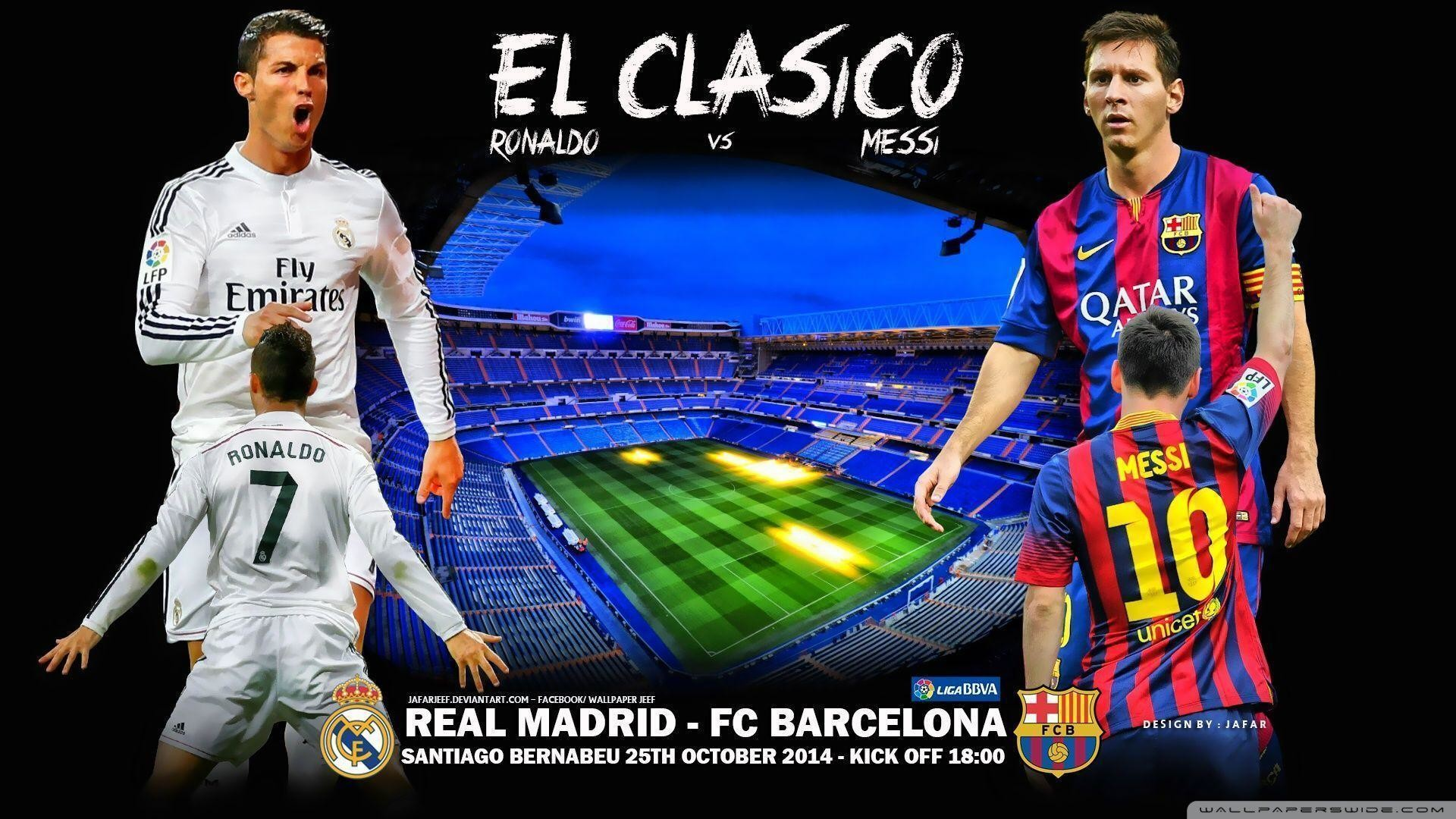 Ronaldo And Messi Wallpaper 75 Images