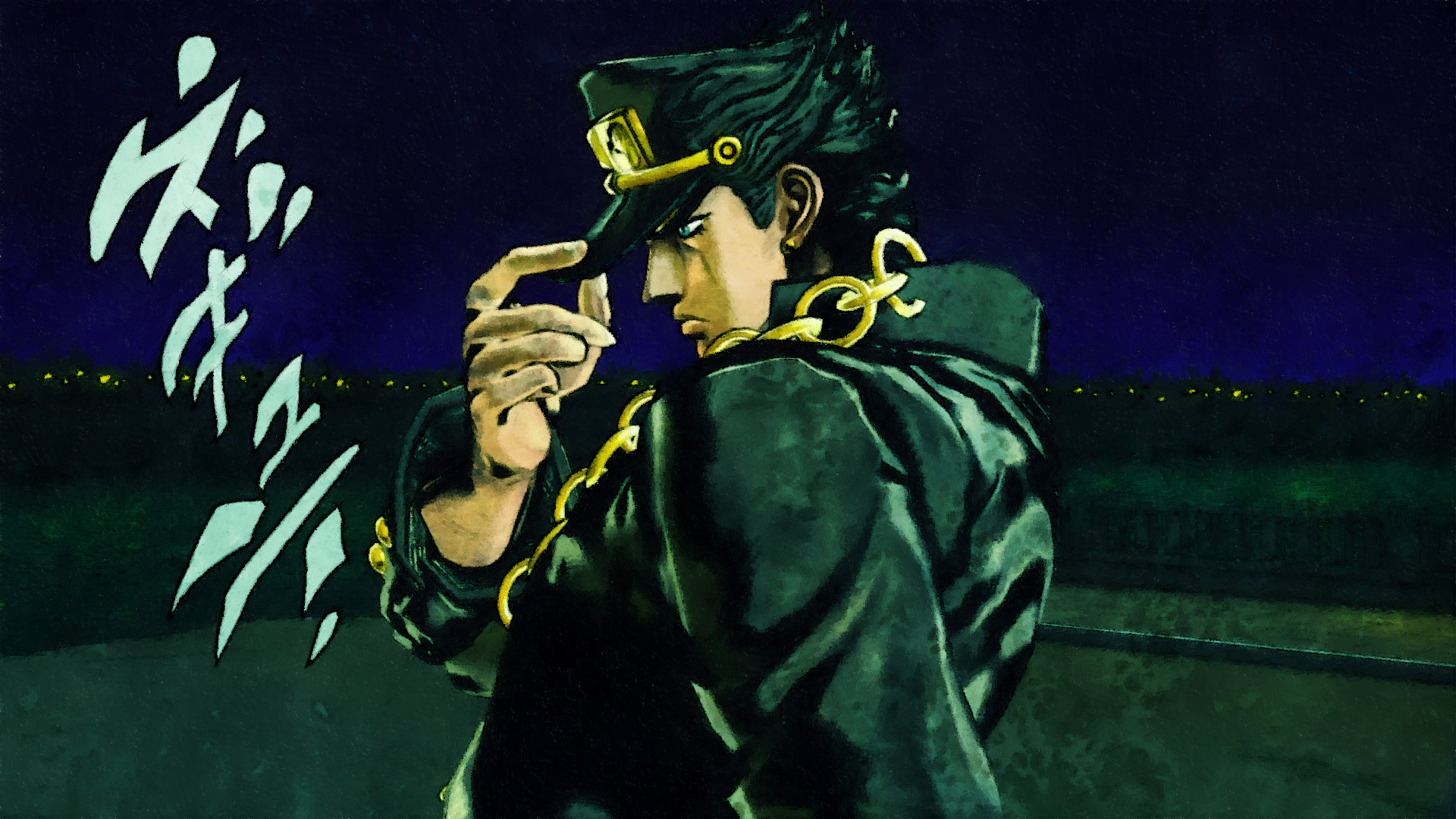Jotaro Kujo Wallpaper (89+ images)