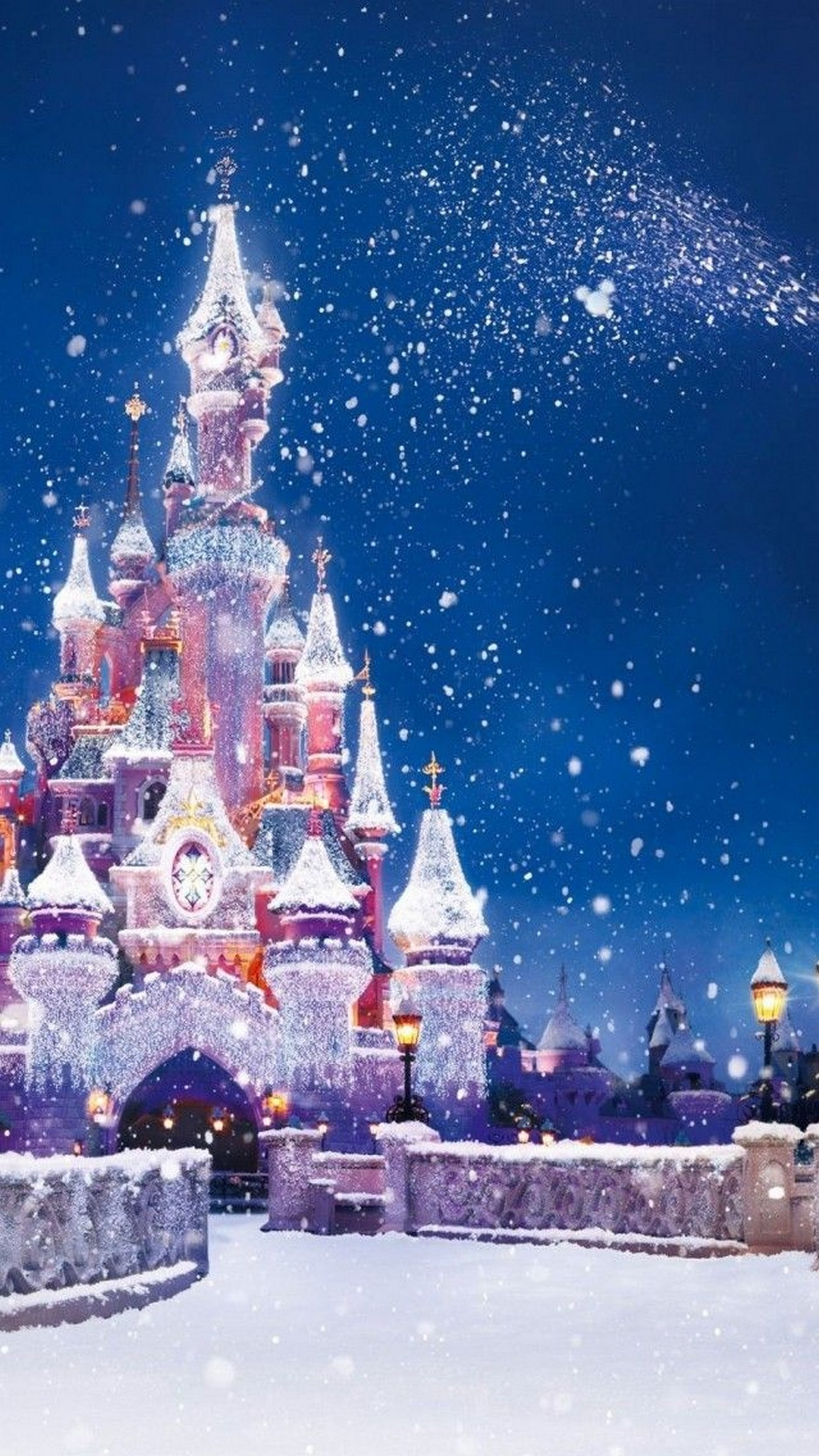 Girly Christmas Wallpapers (60+ images)
