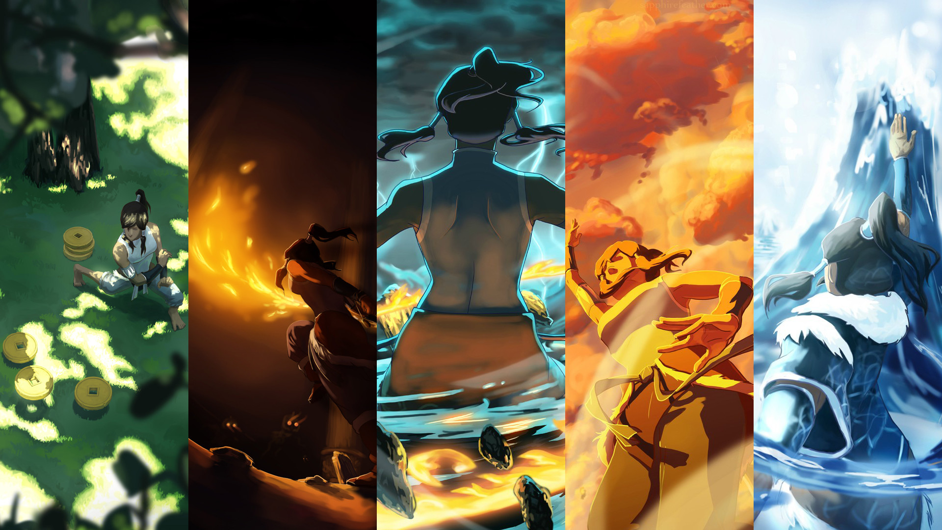 1920x1080 The Legend Of Korra pictures
