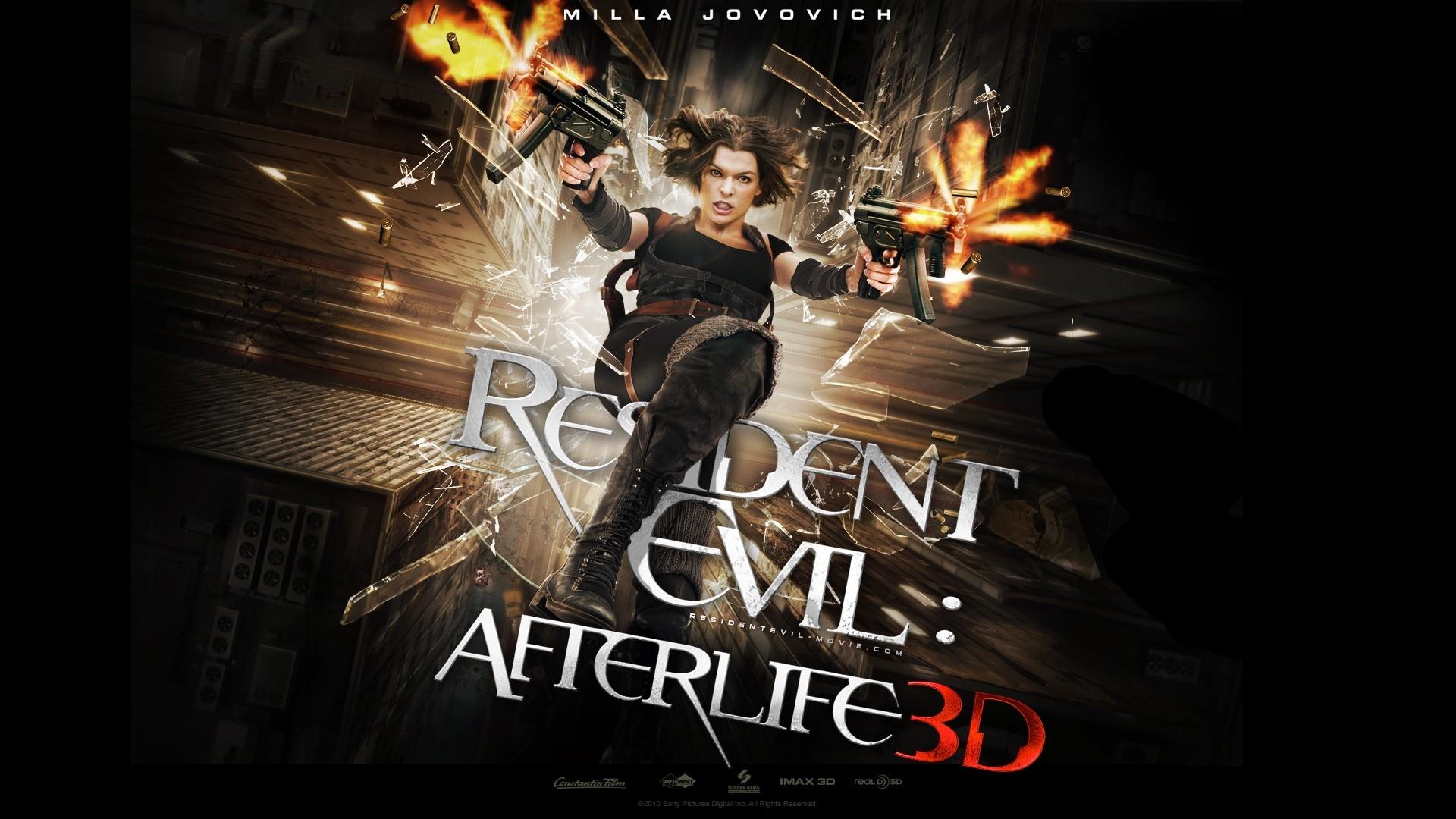 Resident Evil 4 Movie Wallpaper 63 Images