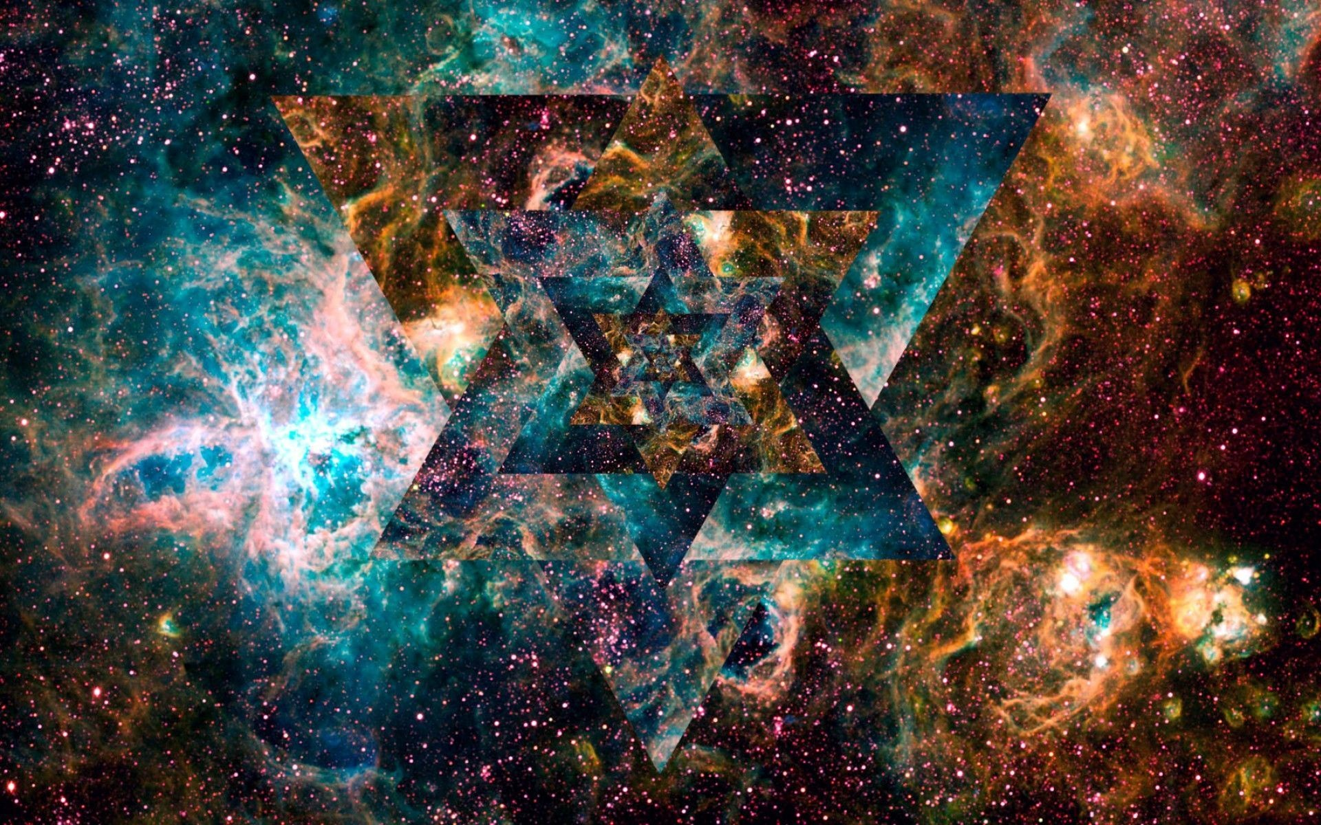Trippy Space Wallpapers 71 Images