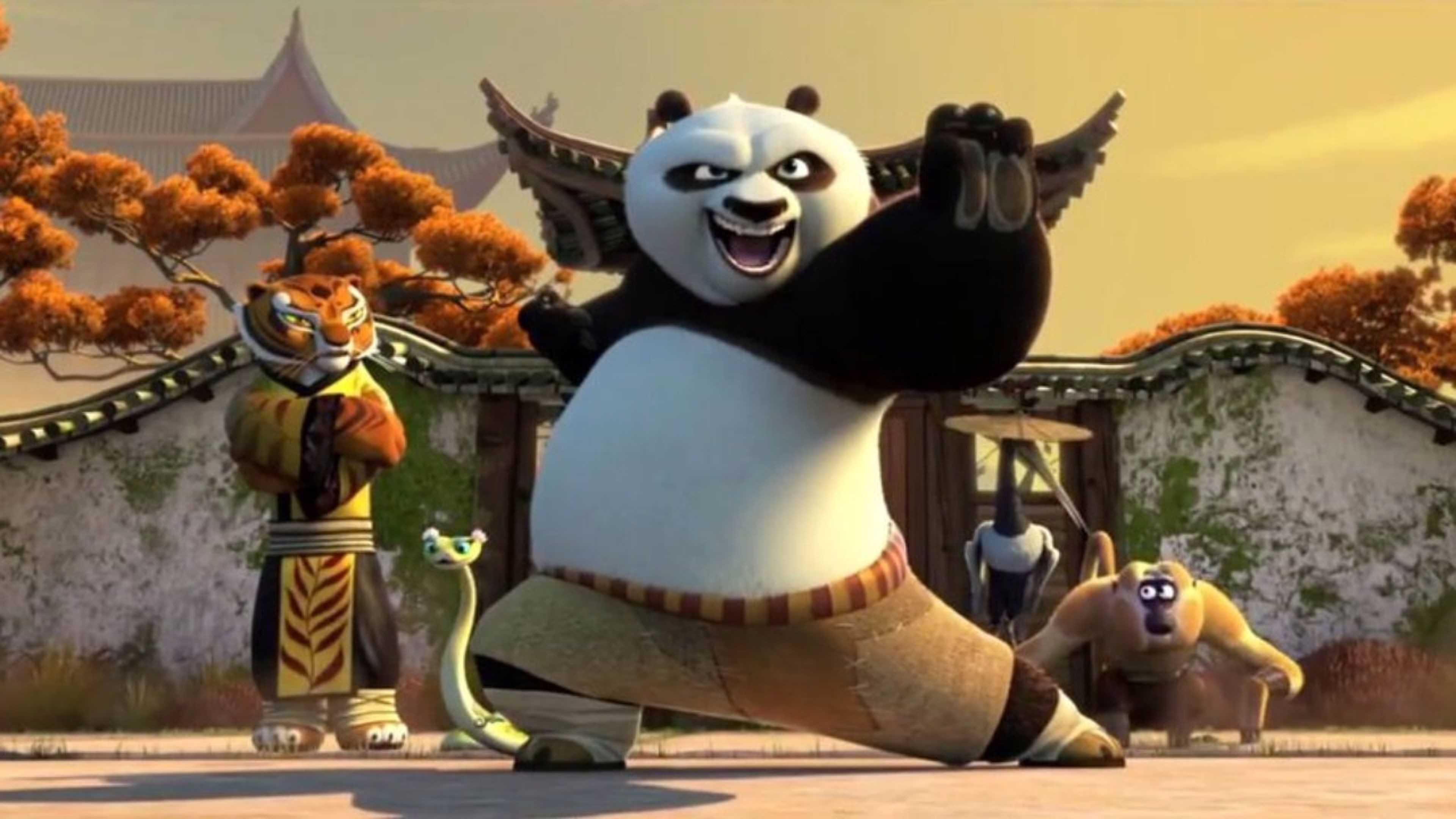 Kung Fu Panda 3 Wallpapers 82 Images