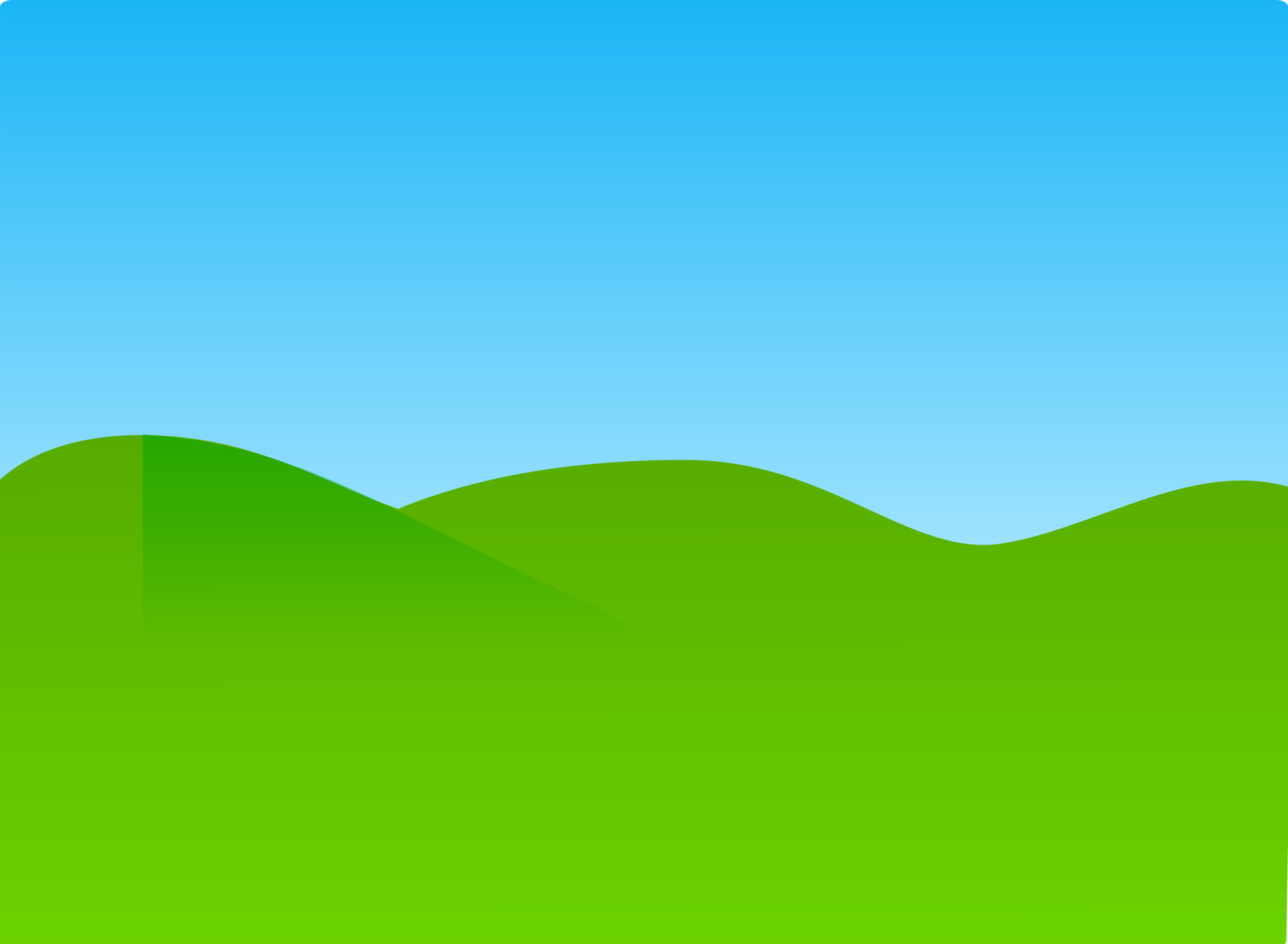 2271x1666 cartoon mountain landscape clipart