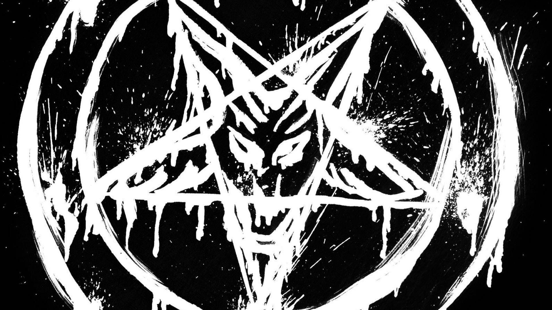 2000x2000 Satanic Wallpaper By Braintot