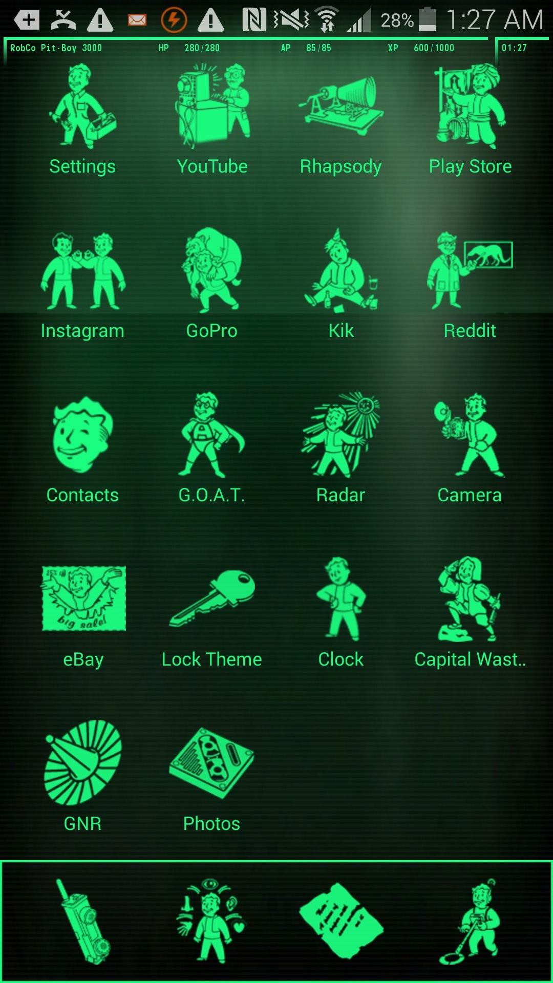"1080x1920 Search Results for ""pip boy 3000 wallpaper"" – Adorable Wallpapers"