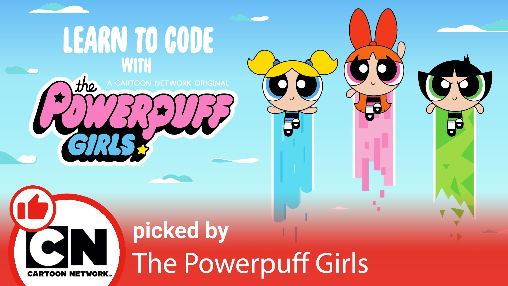 1920x1080 Learn to Code with The Powerpuff Girls: Introduction | Cartoon Network