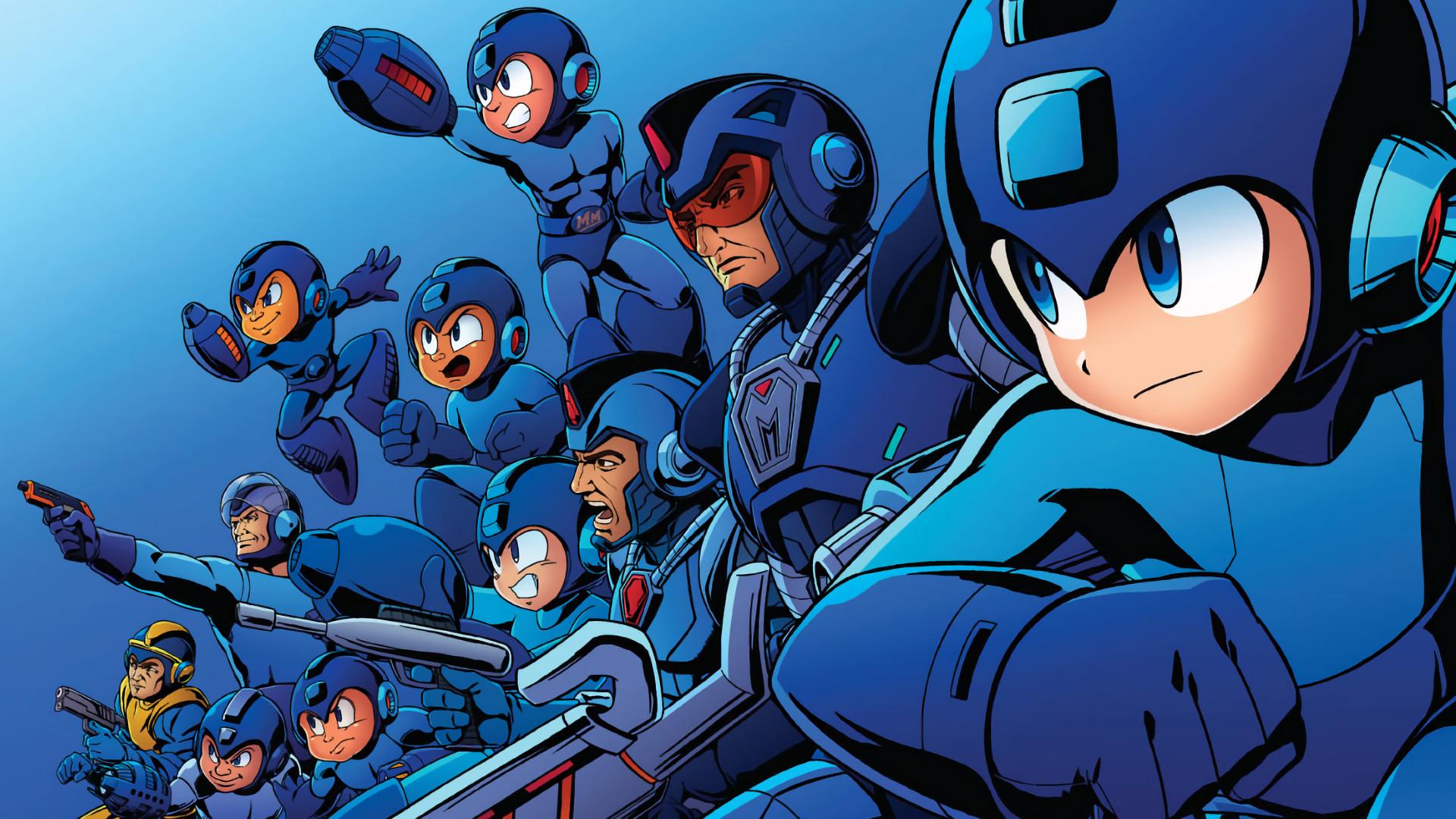 Mega Man: Fully Charged - YouTube