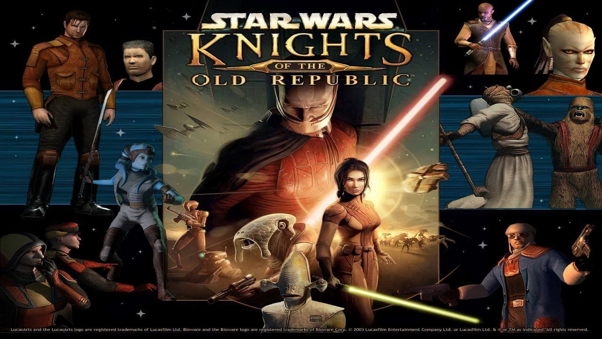 1920x1080 Star Wars Knights Of The Old Republic 475920 ...