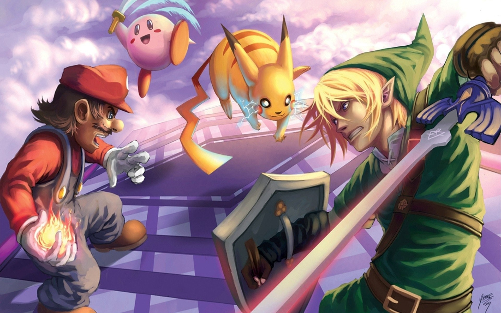 1920x1200 Super Smash Bros. Wallpapers ID:216601
