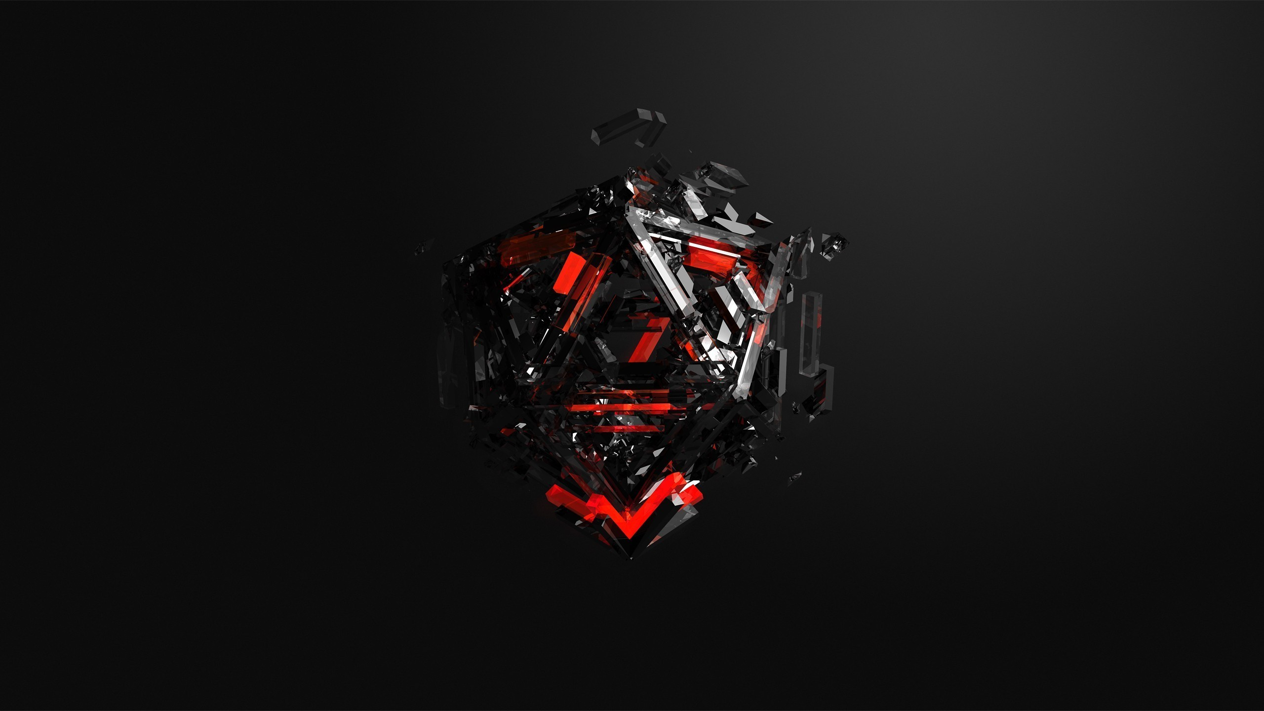 2560x1440 Black Red Wallpaper - Android Apps on Google Play