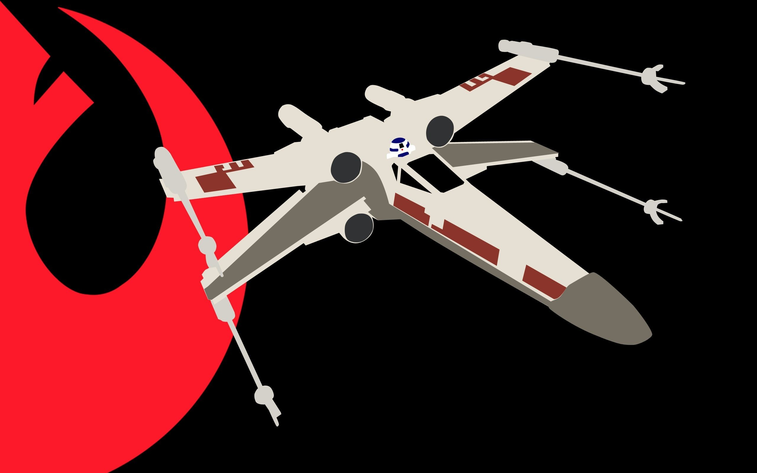 2560x1600  Images For > X Wing Wallpaper
