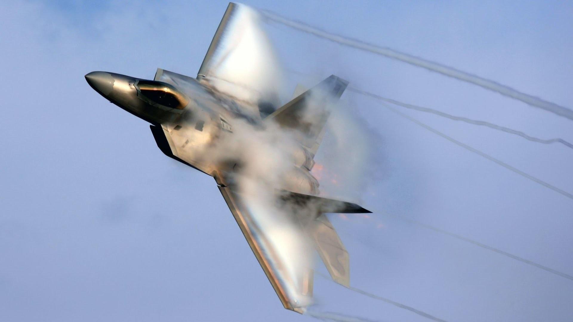 F 22 Raptor Wallpaper HD (75+ images)