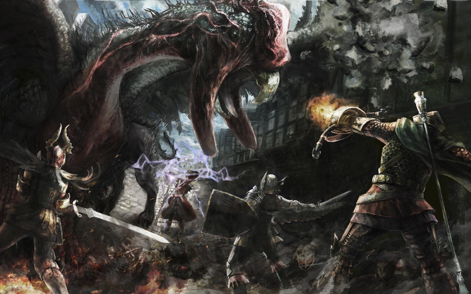 Fantasy Art Medeival Venom