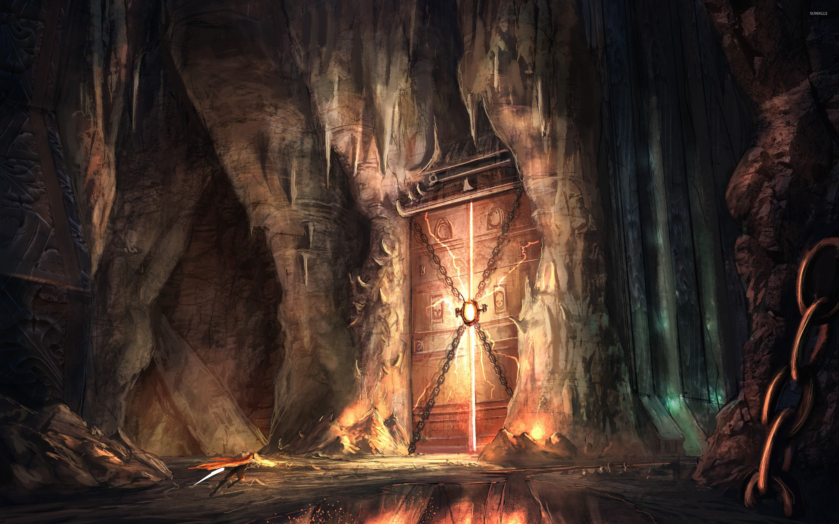 Gates Of Hell Wallpaper 75 Images