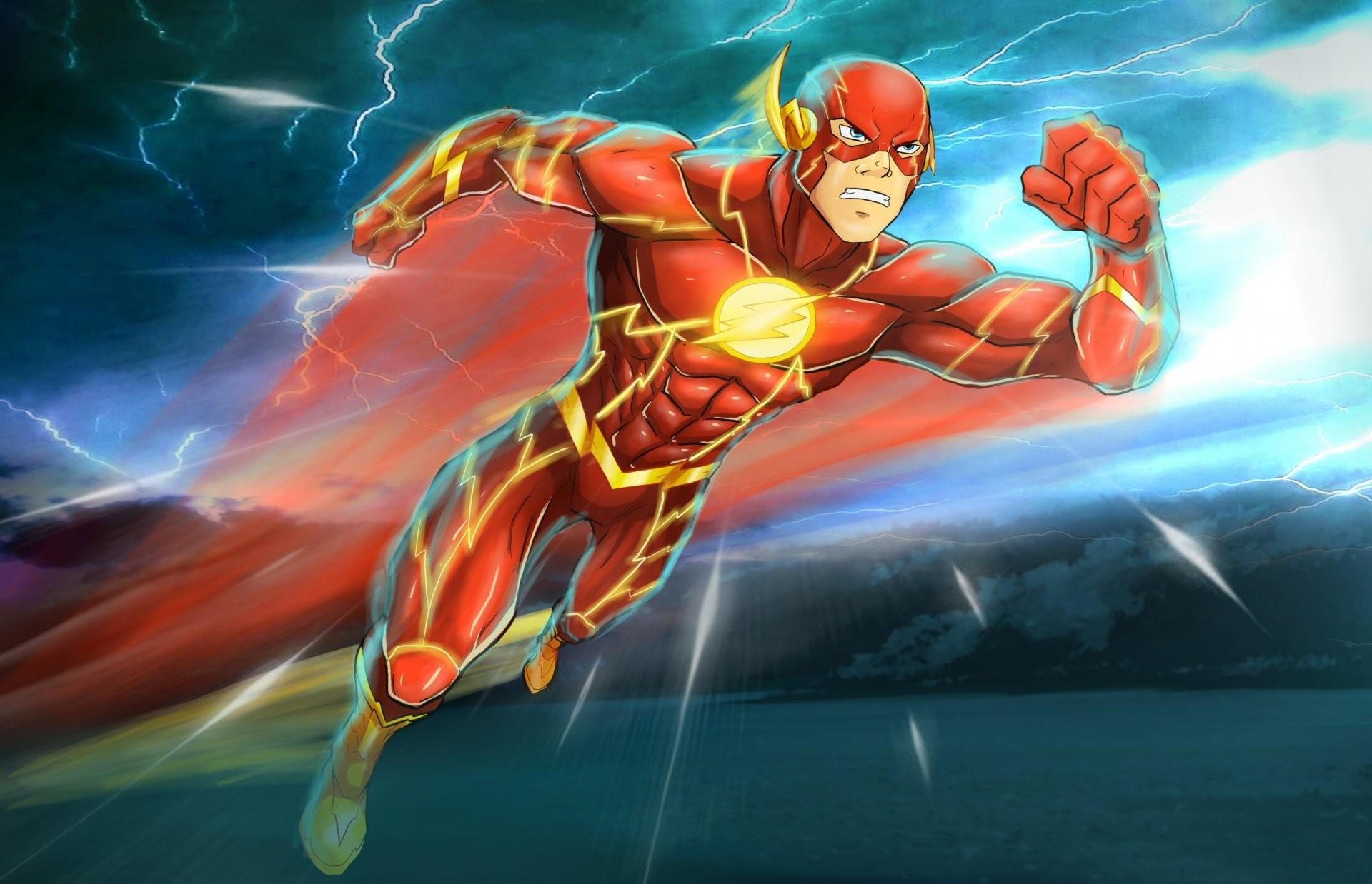 Flash superhero wallpaper 66 images - Super hero flash ...