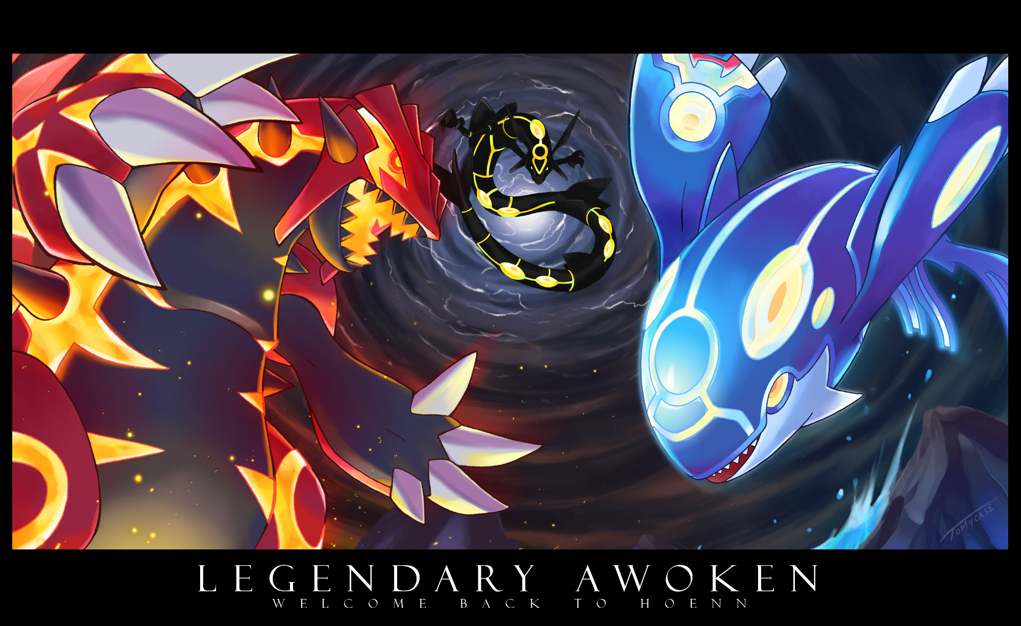 Primal groudon and kyogre wallpaper 70 images - Pictures of groudon and kyogre ...