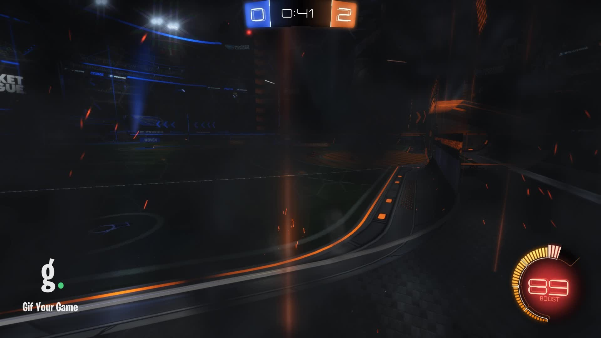 1920x1080 Demo, Gif Your Game, GifYourGame, Rocket League, RocketLeague,  Spookspider150, Demo