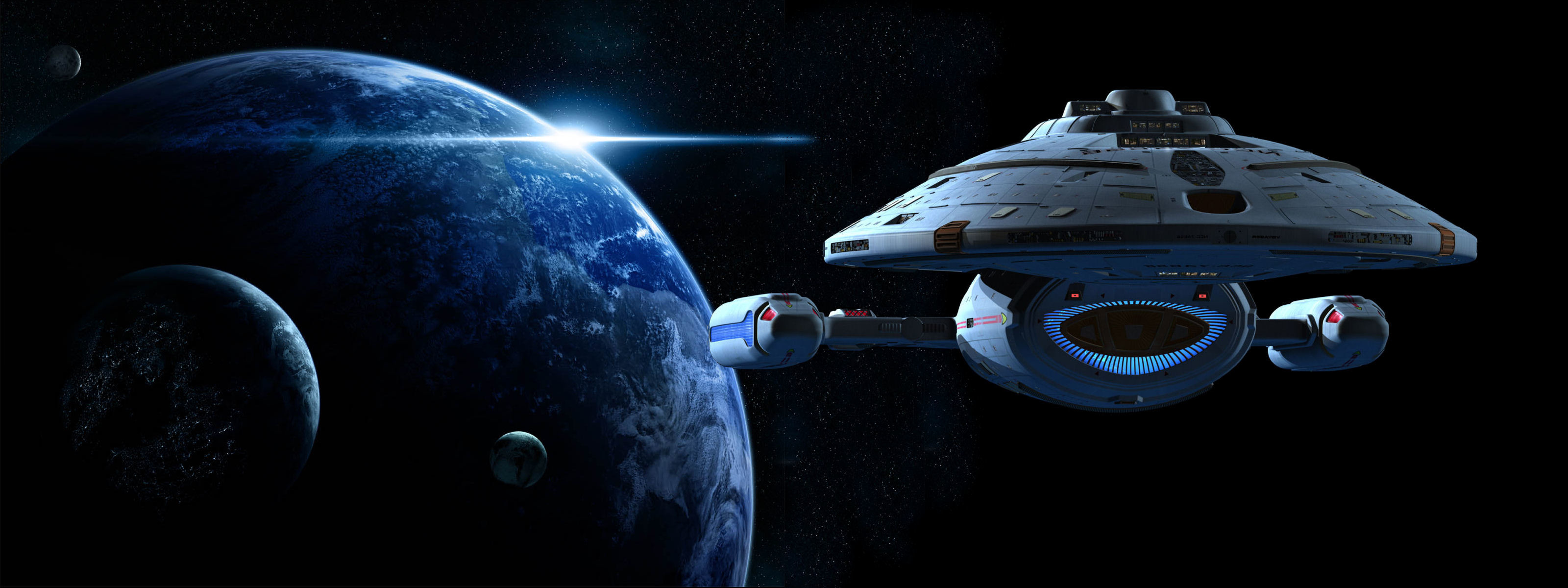 3200x1200 Star Trek Desktop Background - WallpaperSafari