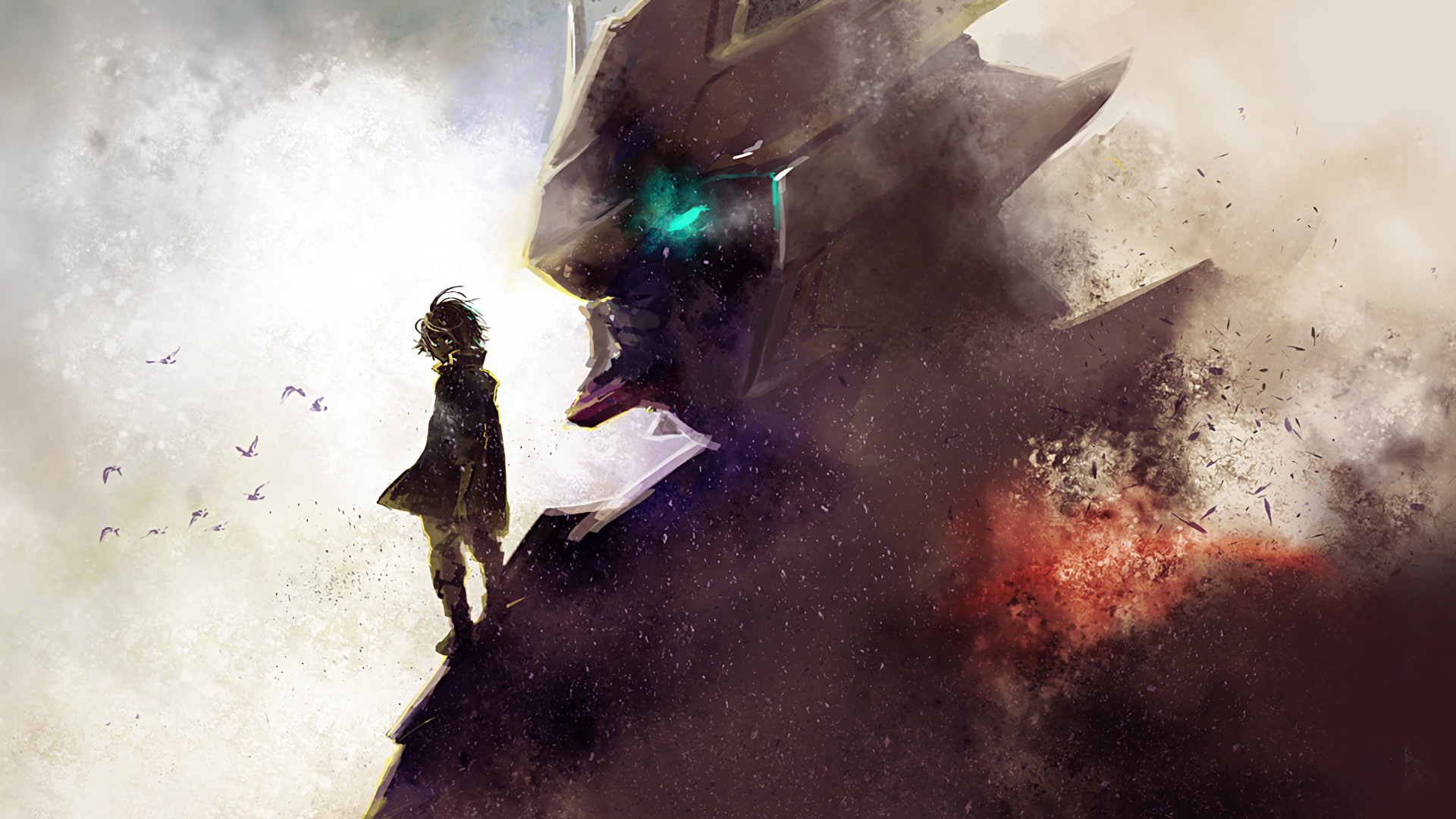 1920x1080 16 Mobile Suit Gundam: Iron-Blooded Orphans HD Wallpapers | Backgrounds -  Wallpaper Abyss