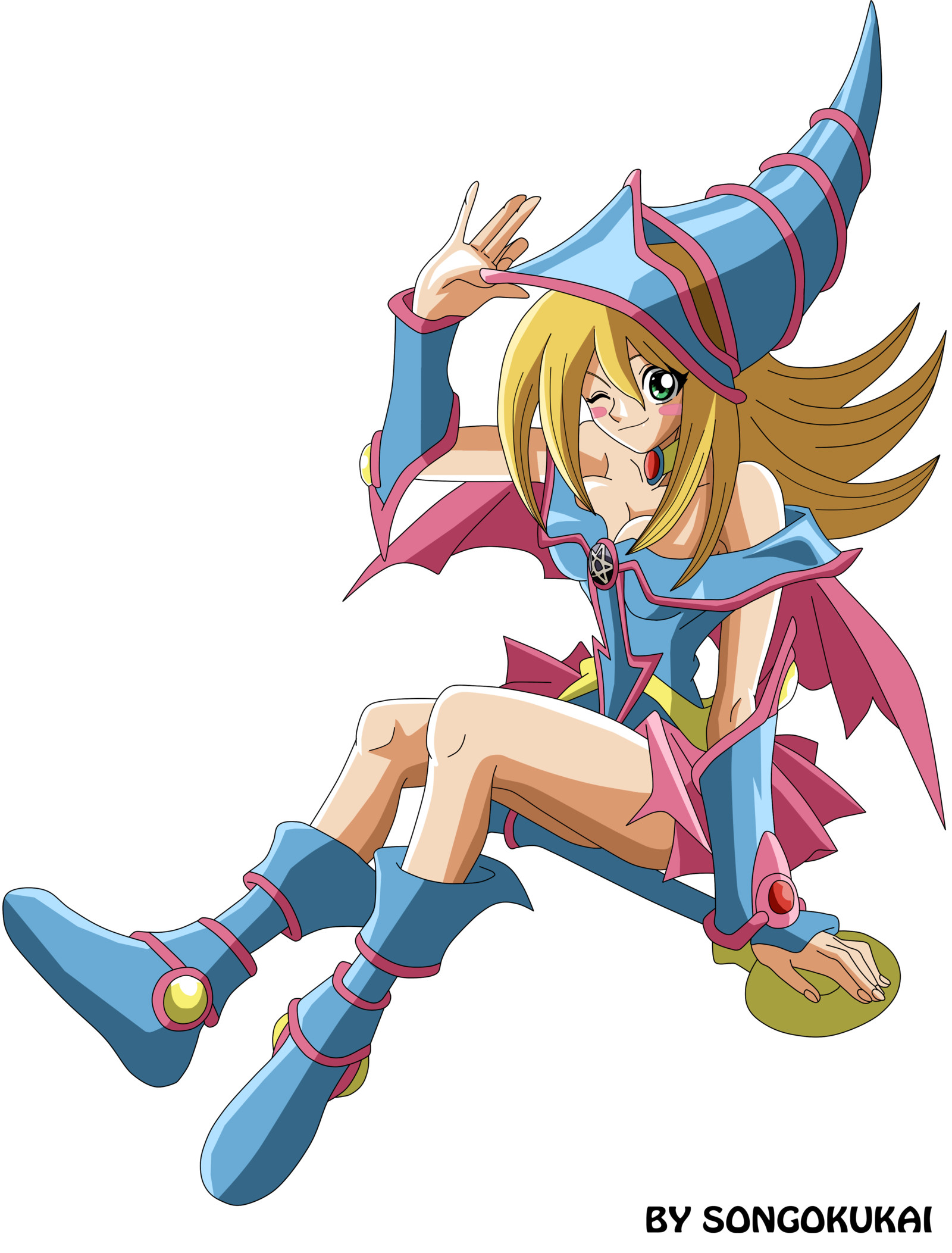 1600x2105 1000+ images about Dark magician girl on Pinterest | Artworks .