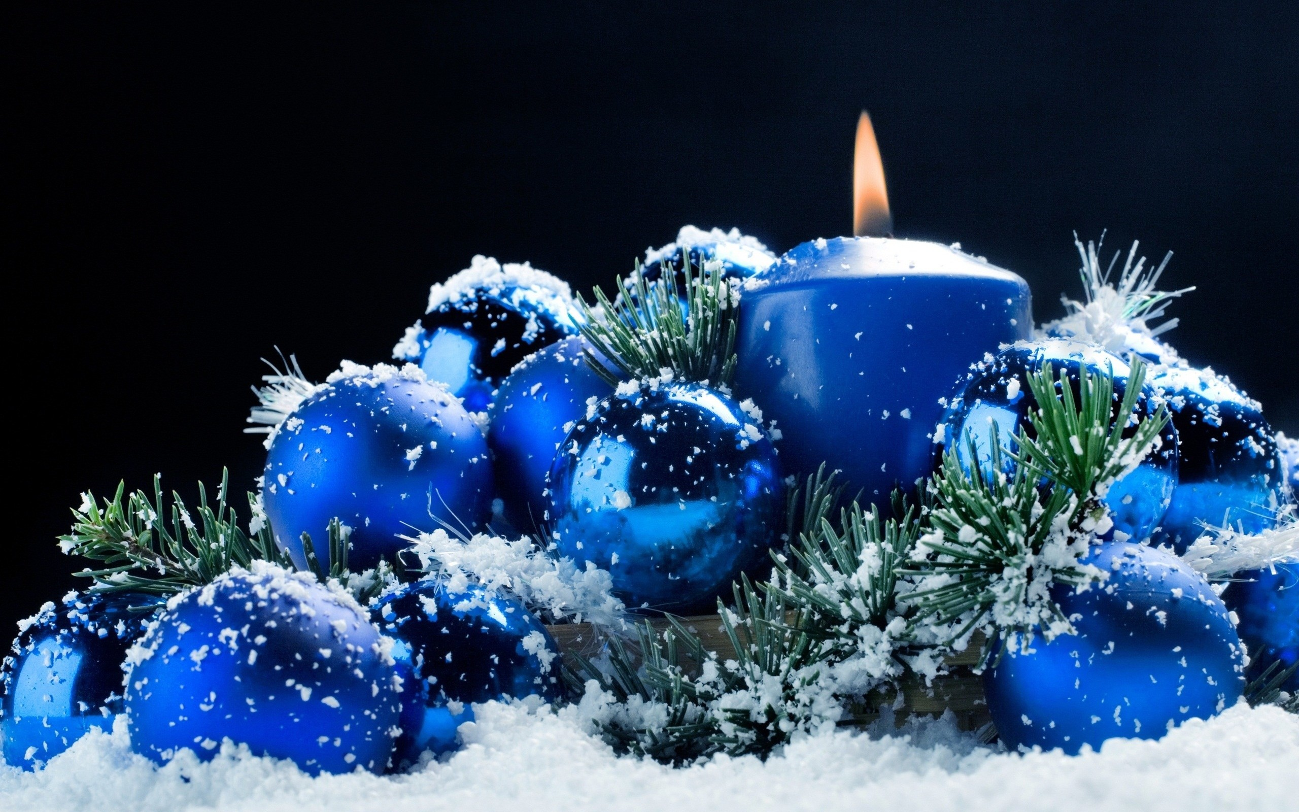 2560x1600 Christmas 3d Animated Screensavers Images