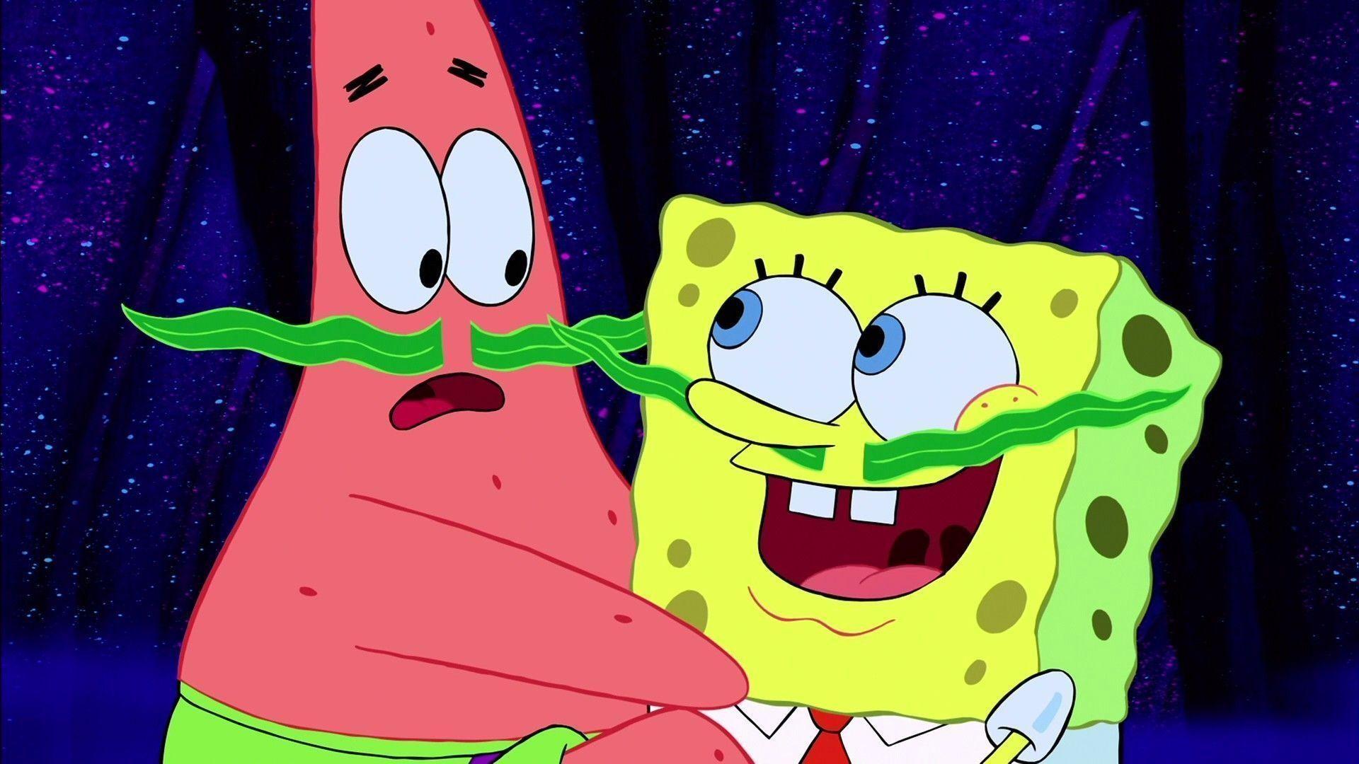 Spongebob Squarepants And Patrick Wallpaper 49 Images
