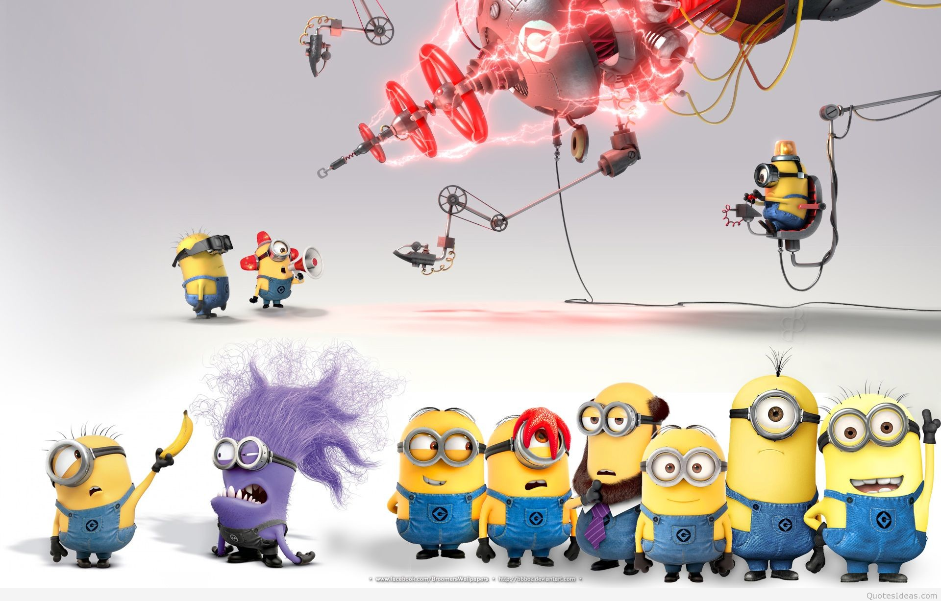 1920x1227 Amazing minions wallpapers and mobile minions wallpapers