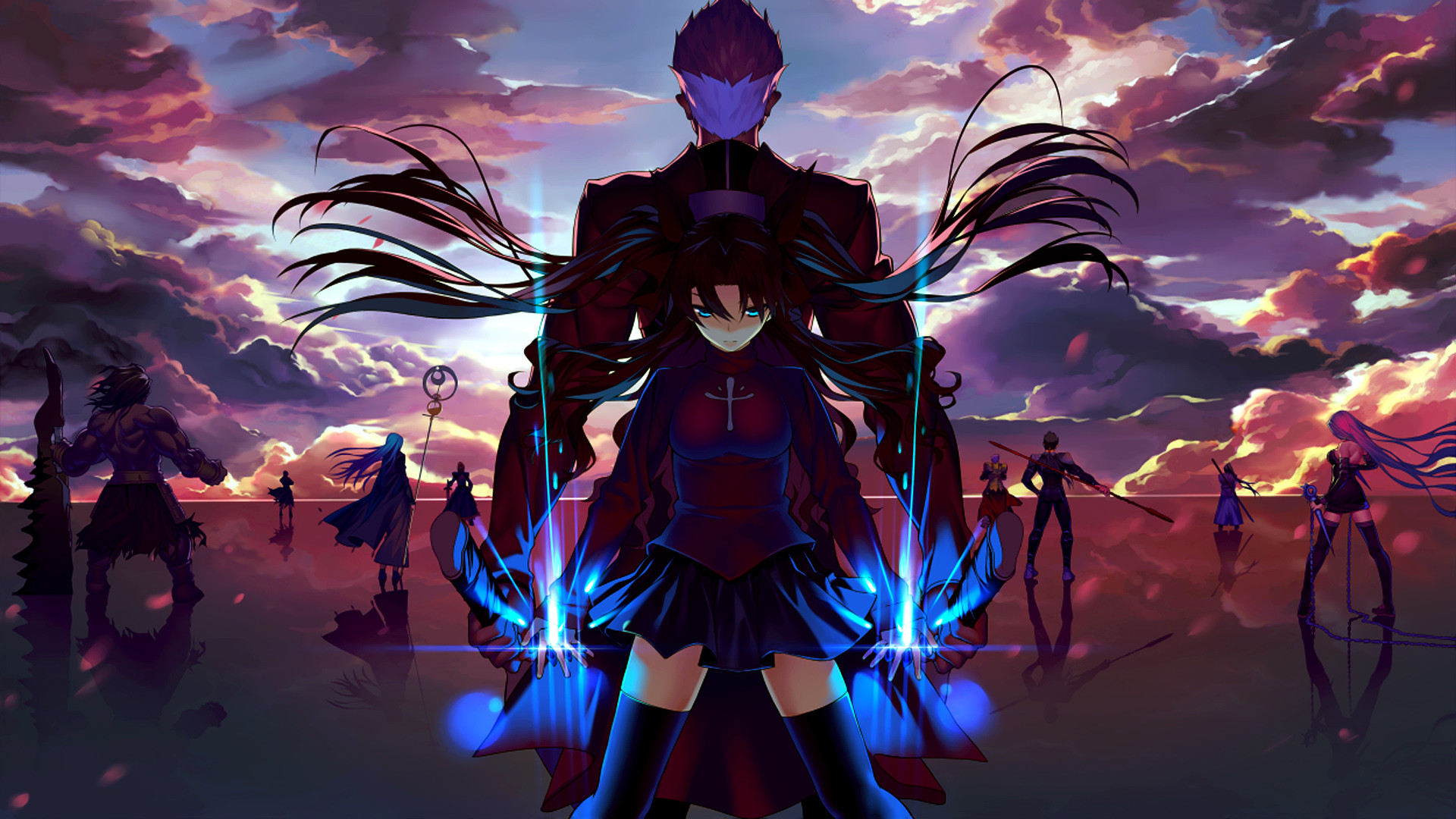 1920x1080 Fate Stay Night Unlimited Blade Work http://saqibsomal.com/2015/