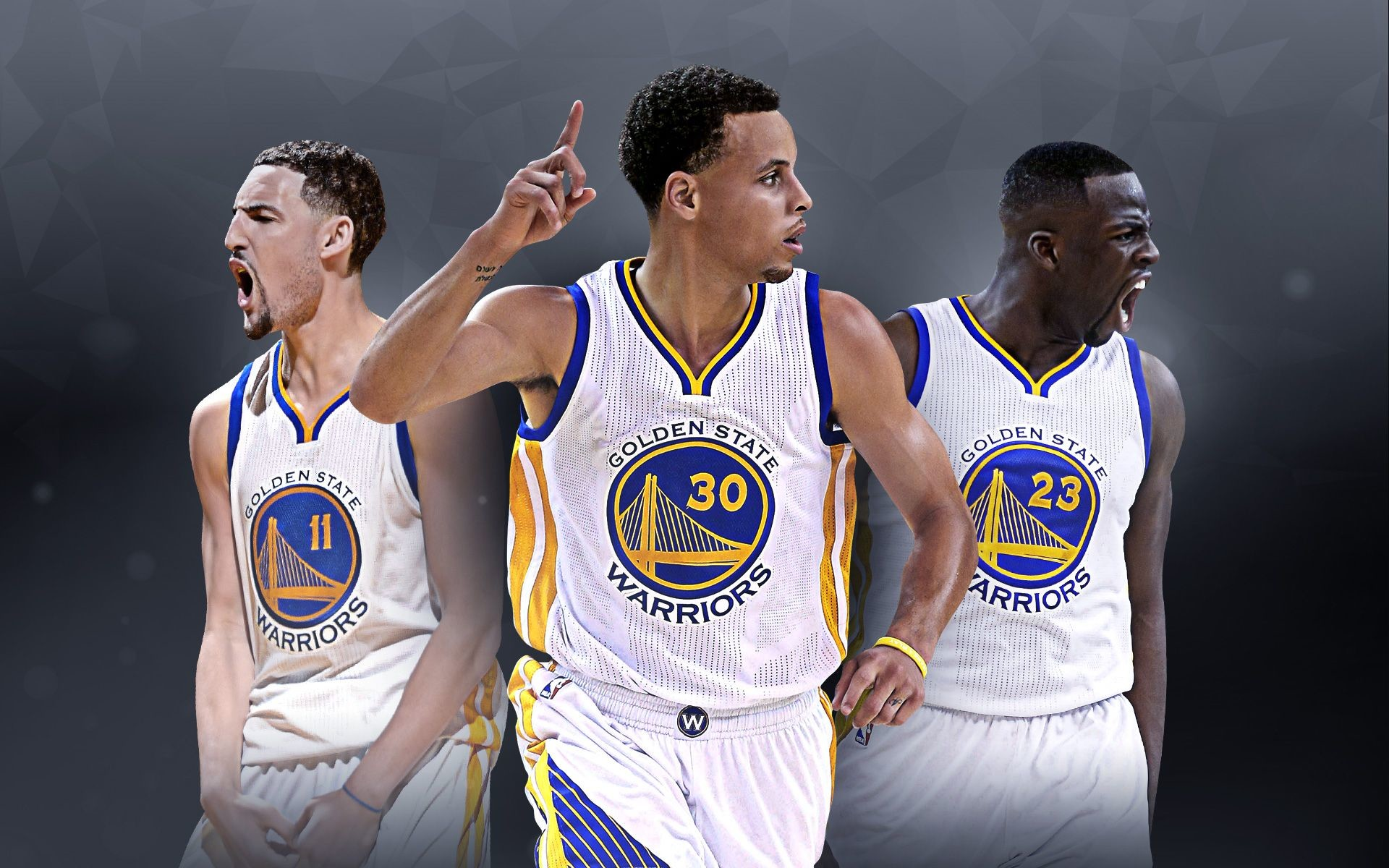 1920x1200 Curry warriors