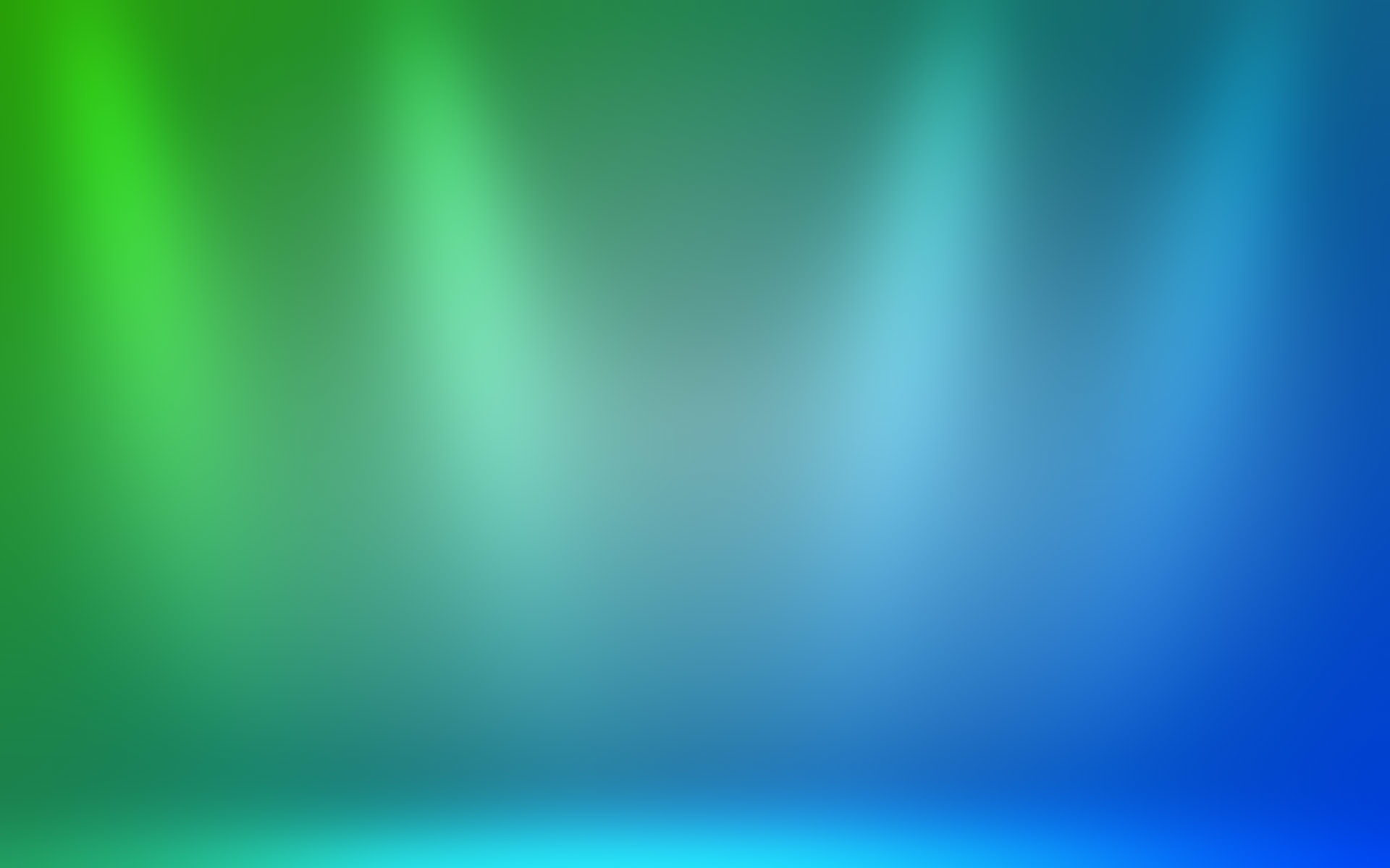 1920x1200 Blue And Green Wallpaper Background