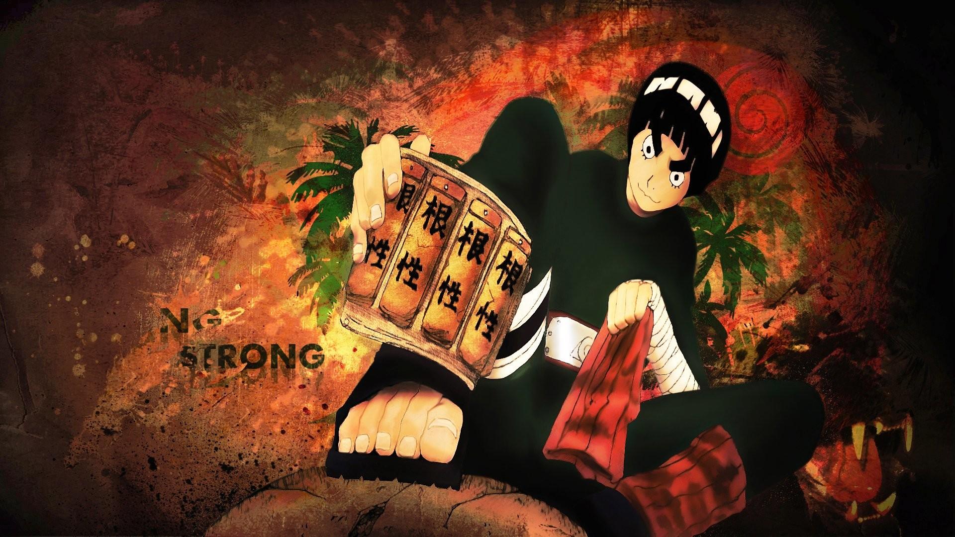 Good Wallpaper Naruto Rock Lee - 491485  Pic_3216100.jpg