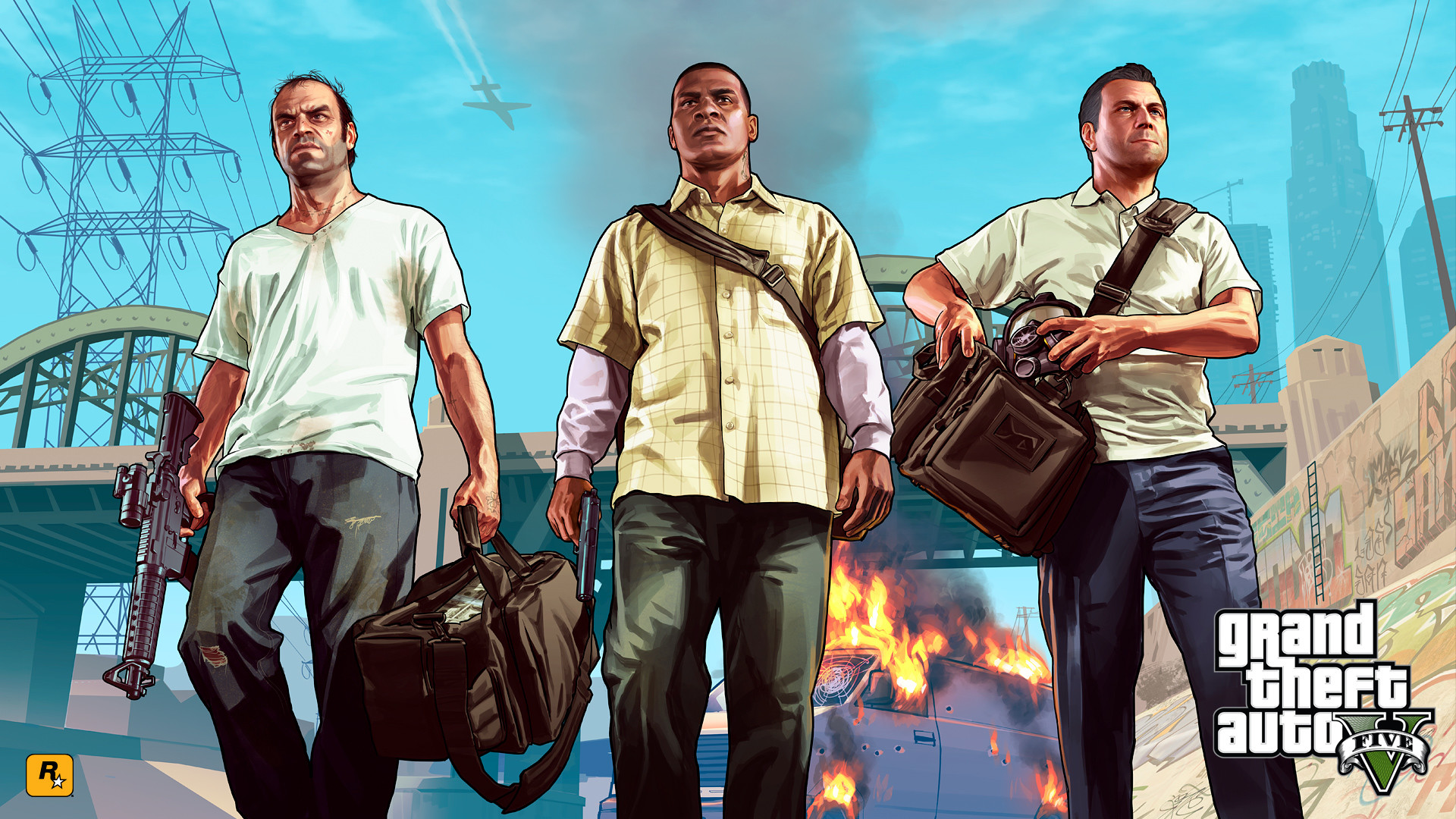 gta v wallpaper 1080p hd (79+ images)