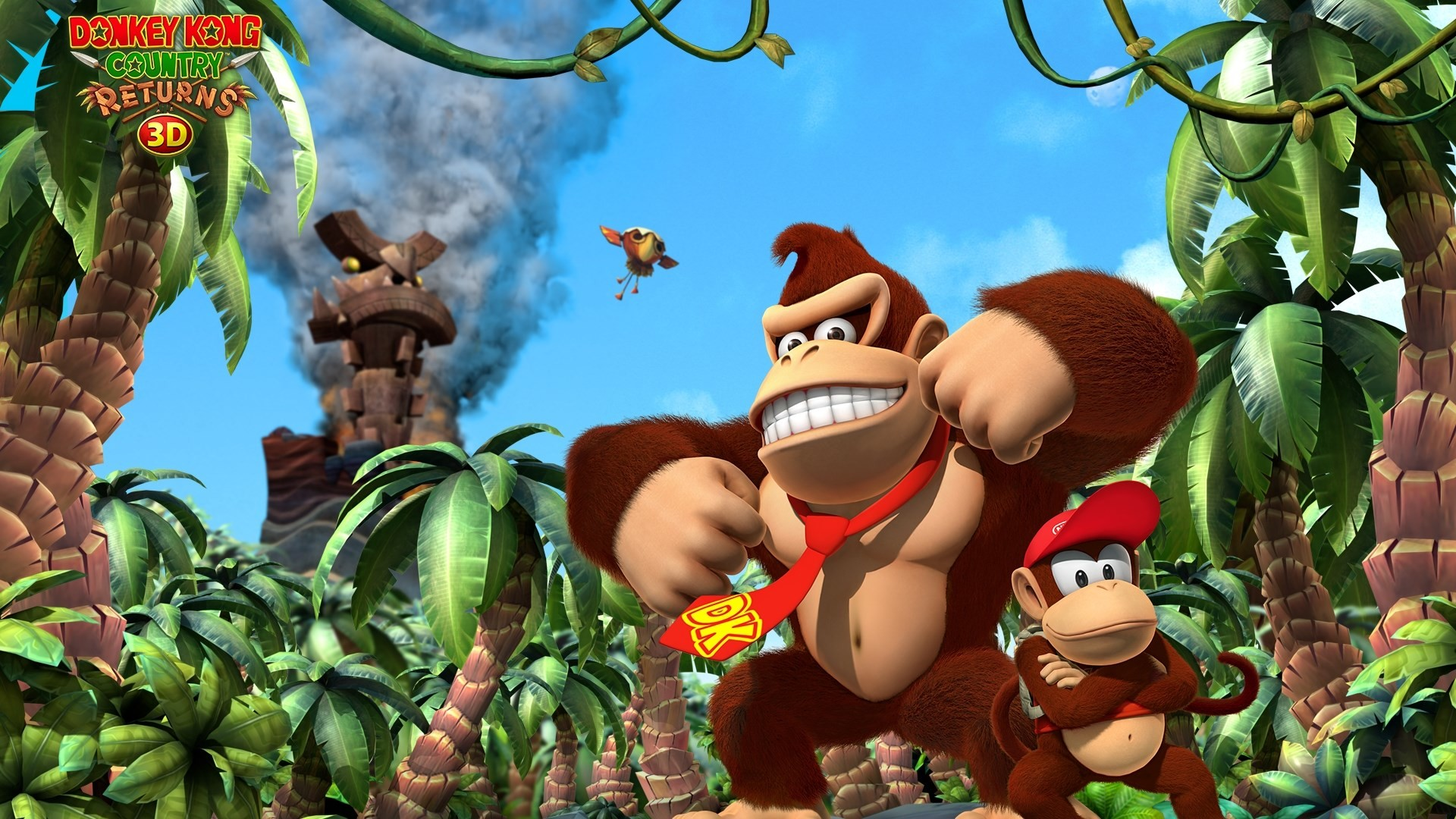 Donkey Kong Country Returns Wallpaper 84 Images