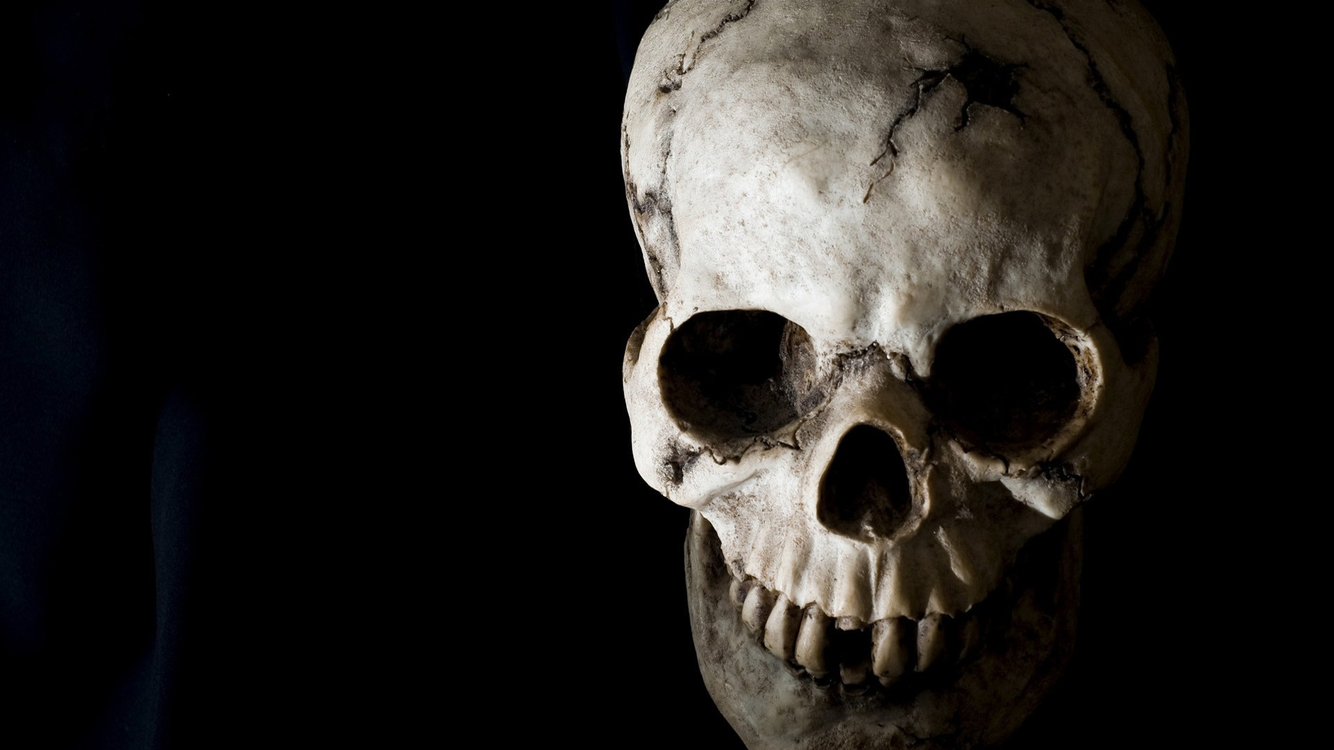 1920x1080 HD Skull Black Wallpapers | Download Free - 6273178 - HD Wallpapers